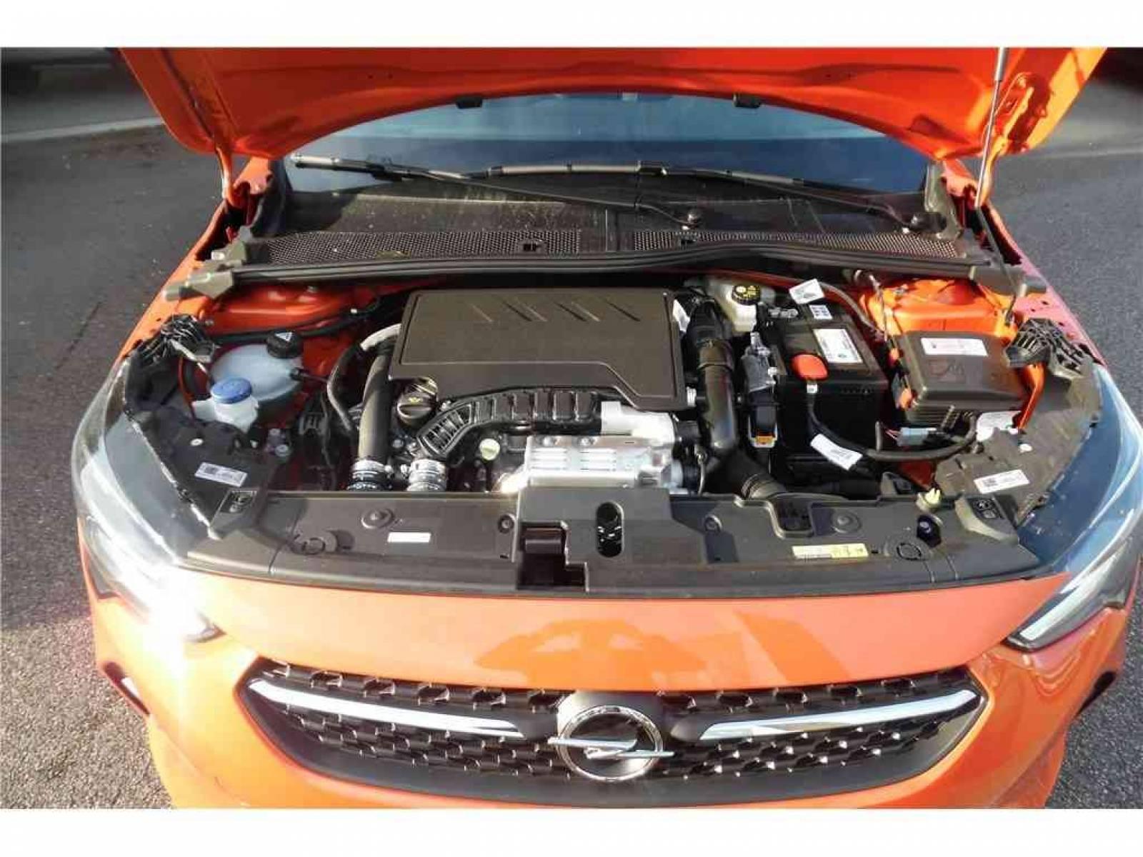 OPEL Corsa 1.2 Turbo 100 ch BVM6 - véhicule d'occasion - Groupe Guillet - Opel Magicauto - Montceau-les-Mines - 71300 - Montceau-les-Mines - 35