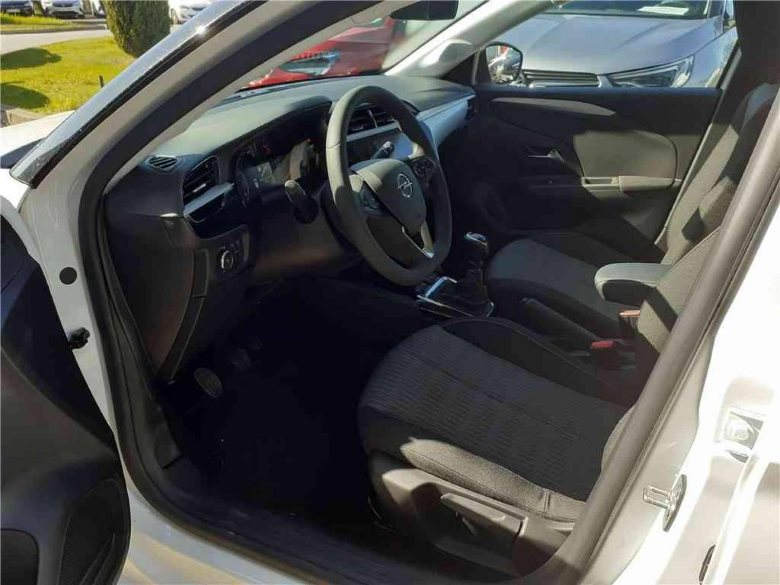 OPEL Corsa 1.2 Turbo 100 ch BVM6 - véhicule d'occasion - Groupe Guillet - Opel Magicauto - Chalon-sur-Saône - 71380 - Saint-Marcel - 36