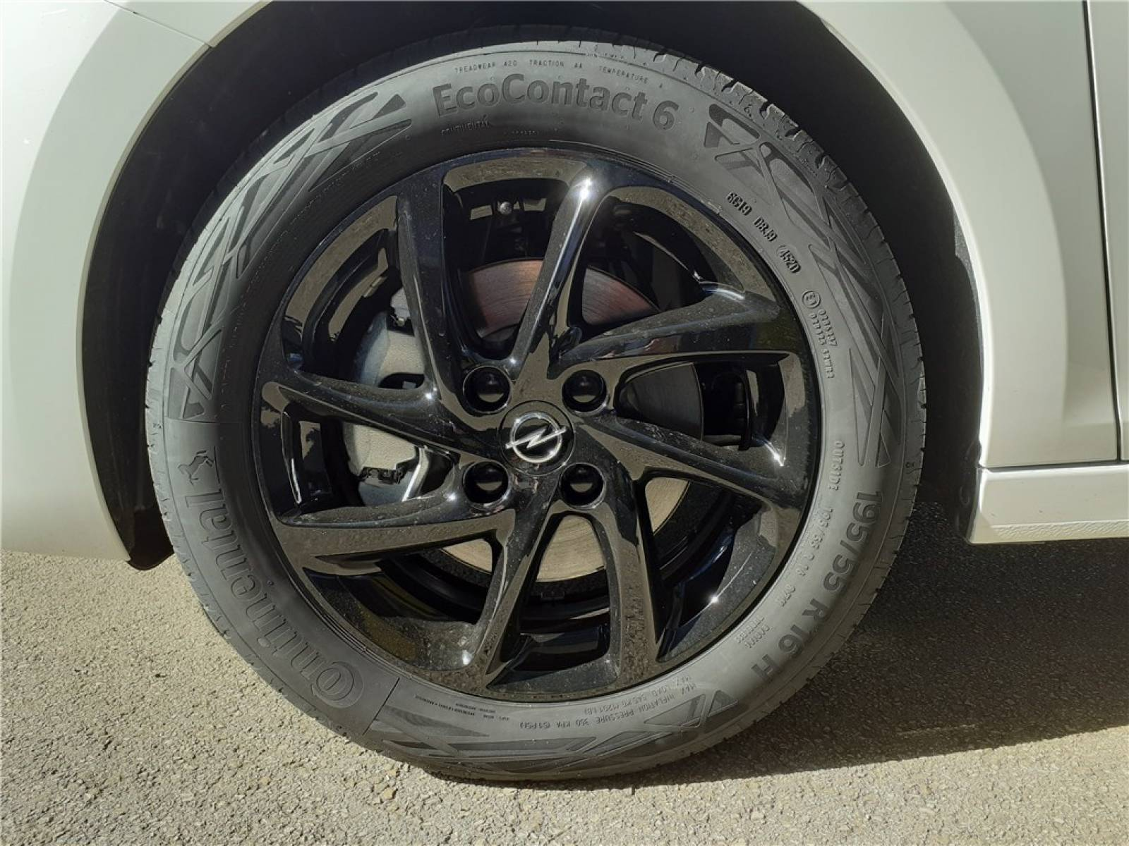 OPEL Corsa 1.2 Turbo 100 ch BVM6 - véhicule d'occasion - Groupe Guillet - Opel Magicauto - Chalon-sur-Saône - 71380 - Saint-Marcel - 8
