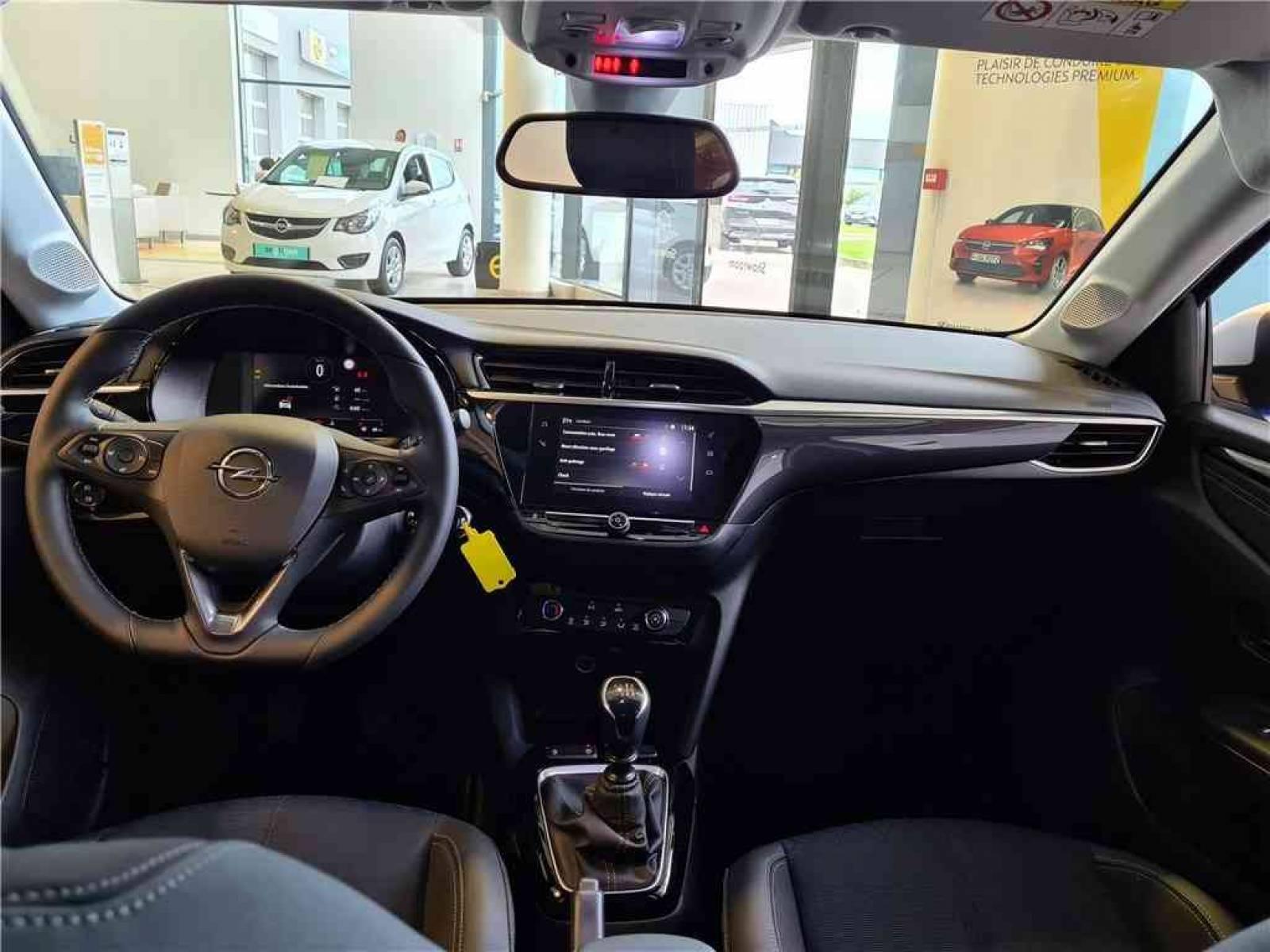 OPEL Corsa 1.2 Turbo 100 ch BVM6 - véhicule d'occasion - Groupe Guillet - Opel Magicauto - Chalon-sur-Saône - 71380 - Saint-Marcel - 24