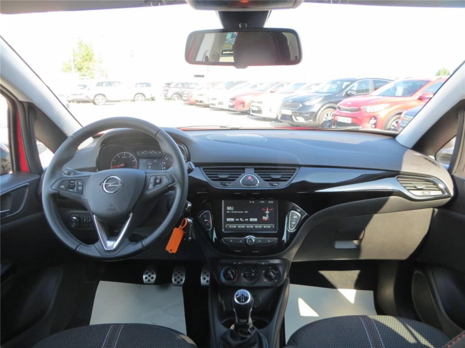 OPEL Corsa 1.4 90 ch - véhicule d'occasion - Groupe Guillet - Opel Magicauto - Chalon-sur-Saône - 71380 - Saint-Marcel - 19