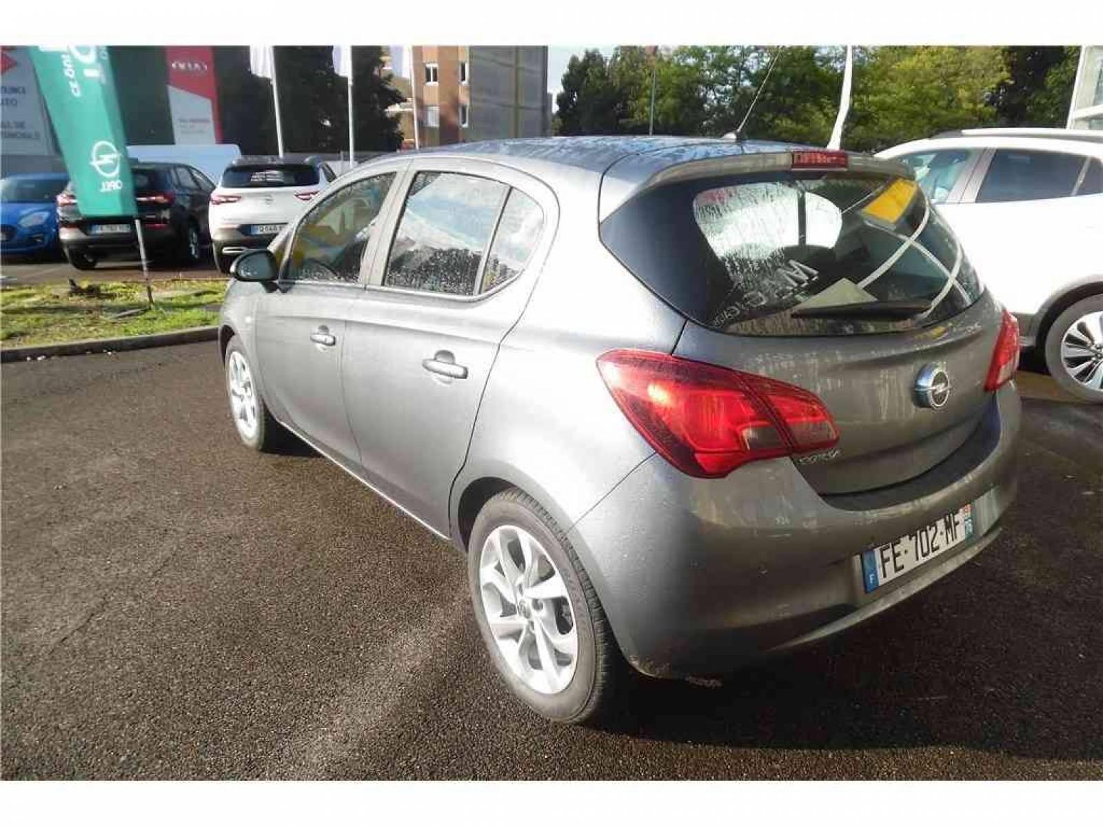 OPEL Corsa 1.4 90 ch - véhicule d'occasion - Groupe Guillet - Opel Magicauto - Montceau-les-Mines - 71300 - Montceau-les-Mines - 24