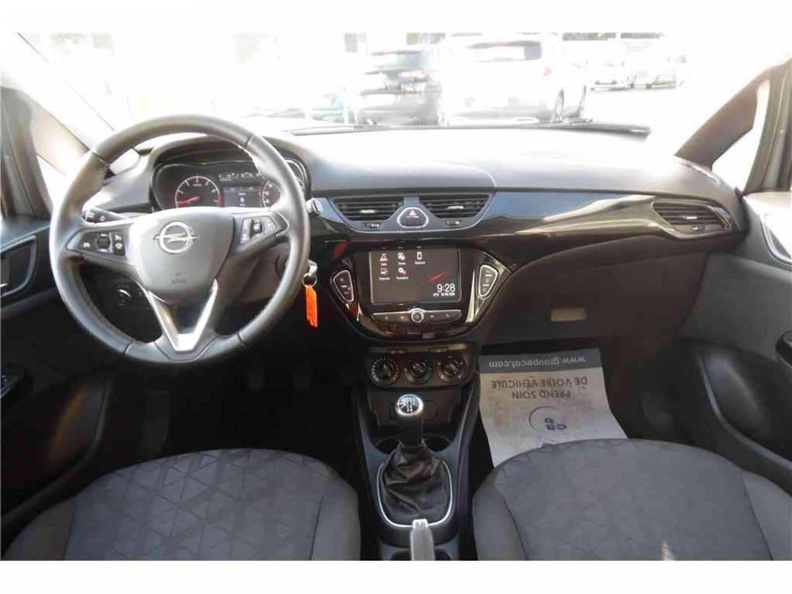 OPEL Corsa 1.4 90 ch - véhicule d'occasion - Groupe Guillet - Opel Magicauto - Montceau-les-Mines - 71300 - Montceau-les-Mines - 27