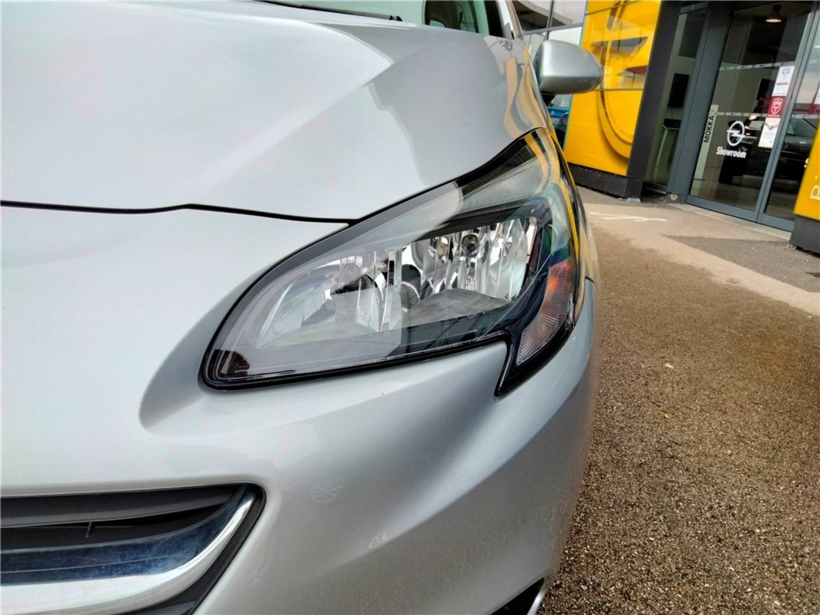 OPEL Corsa 1.4 90 ch - véhicule d'occasion - Groupe Guillet - Opel Magicauto - Chalon-sur-Saône - 71380 - Saint-Marcel - 11