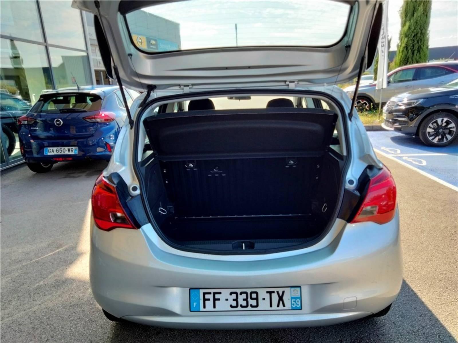 OPEL Corsa 1.4 90 ch - véhicule d'occasion - Groupe Guillet - Opel Magicauto - Montceau-les-Mines - 71300 - Montceau-les-Mines - 12