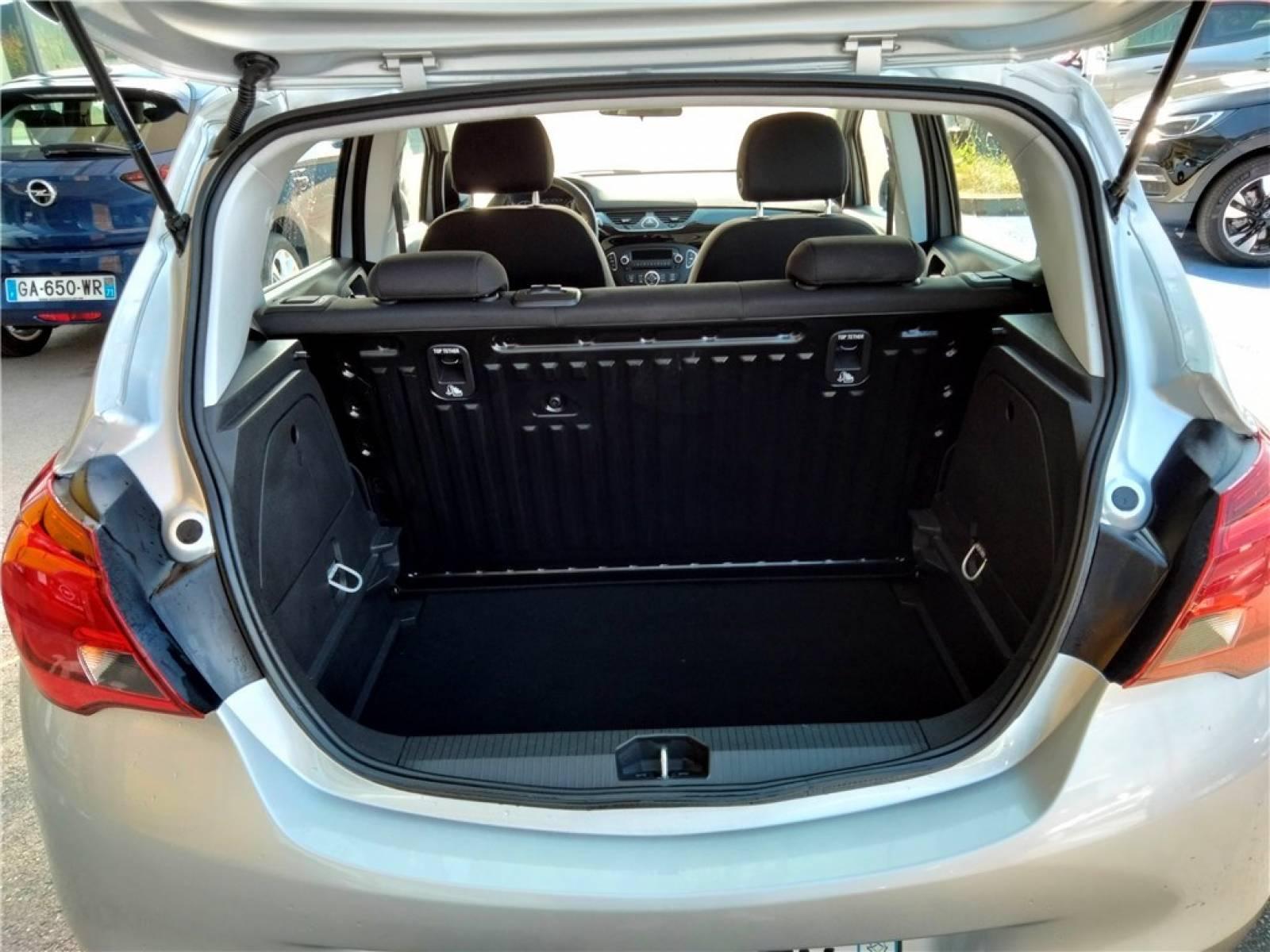 OPEL Corsa 1.4 90 ch - véhicule d'occasion - Groupe Guillet - Opel Magicauto - Montceau-les-Mines - 71300 - Montceau-les-Mines - 14