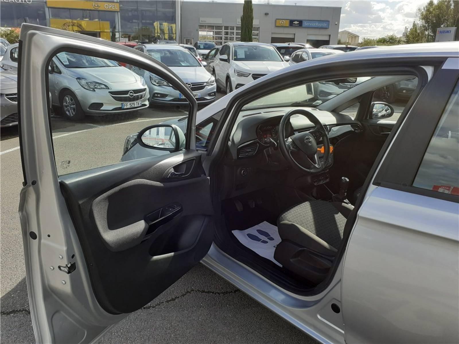 OPEL Corsa 1.4 90 ch - véhicule d'occasion - Groupe Guillet - Opel Magicauto - Chalon-sur-Saône - 71380 - Saint-Marcel - 16