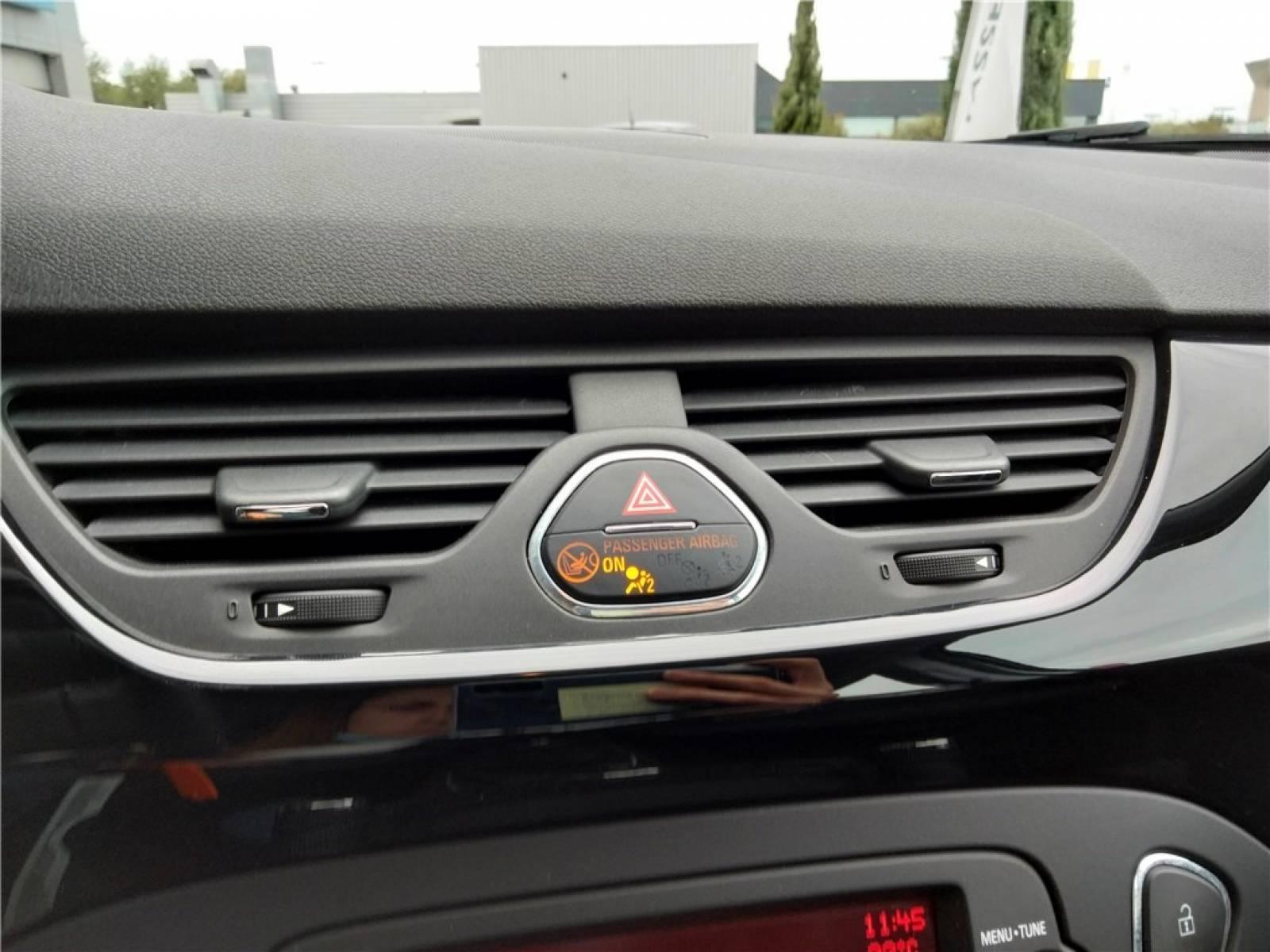 OPEL Corsa 1.4 90 ch - véhicule d'occasion - Groupe Guillet - Opel Magicauto - Chalon-sur-Saône - 71380 - Saint-Marcel - 34