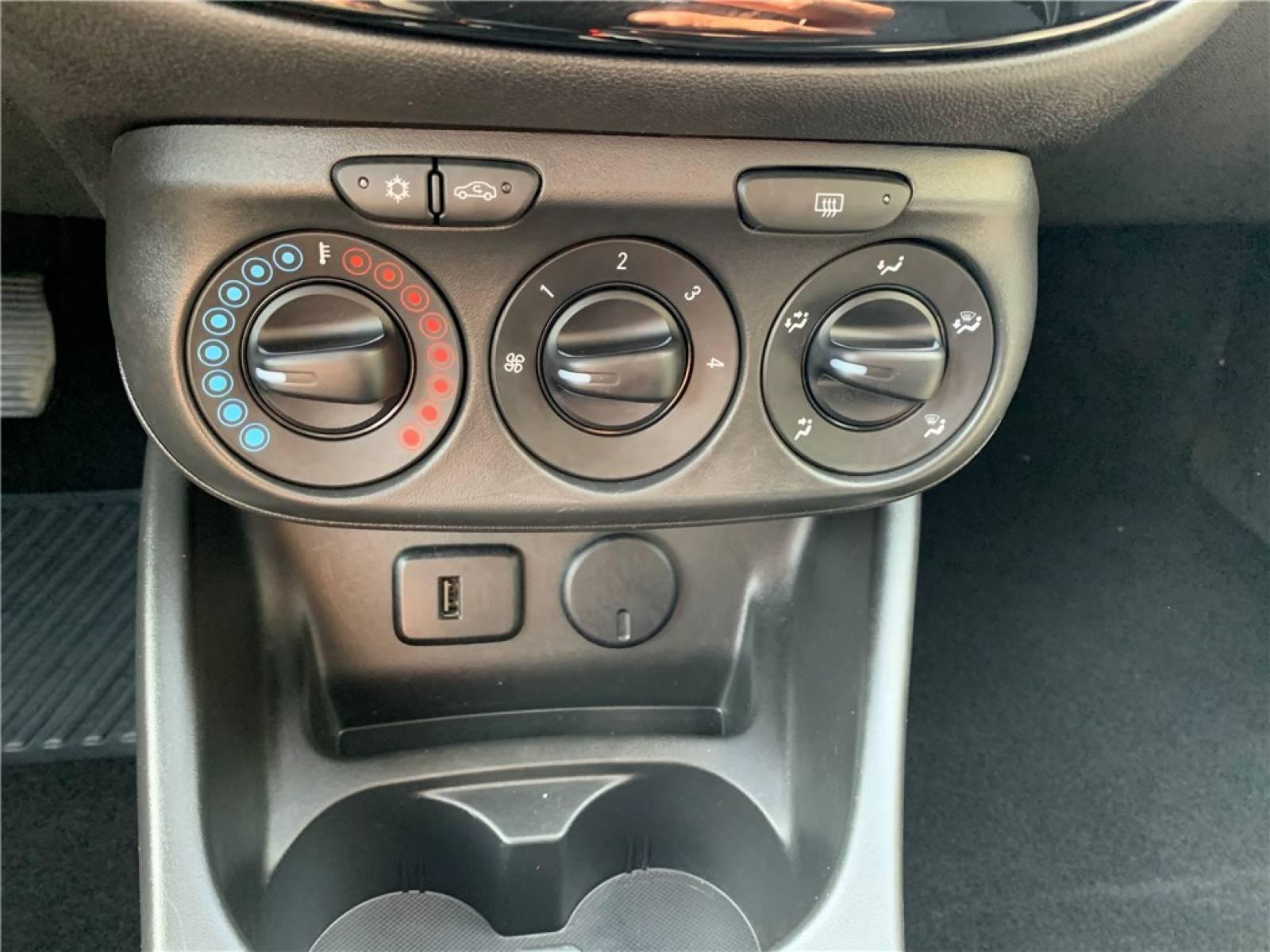 OPEL Corsa 1.4 90 ch - véhicule d'occasion - Groupe Guillet - Opel Magicauto - Montceau-les-Mines - 71300 - Montceau-les-Mines - 19