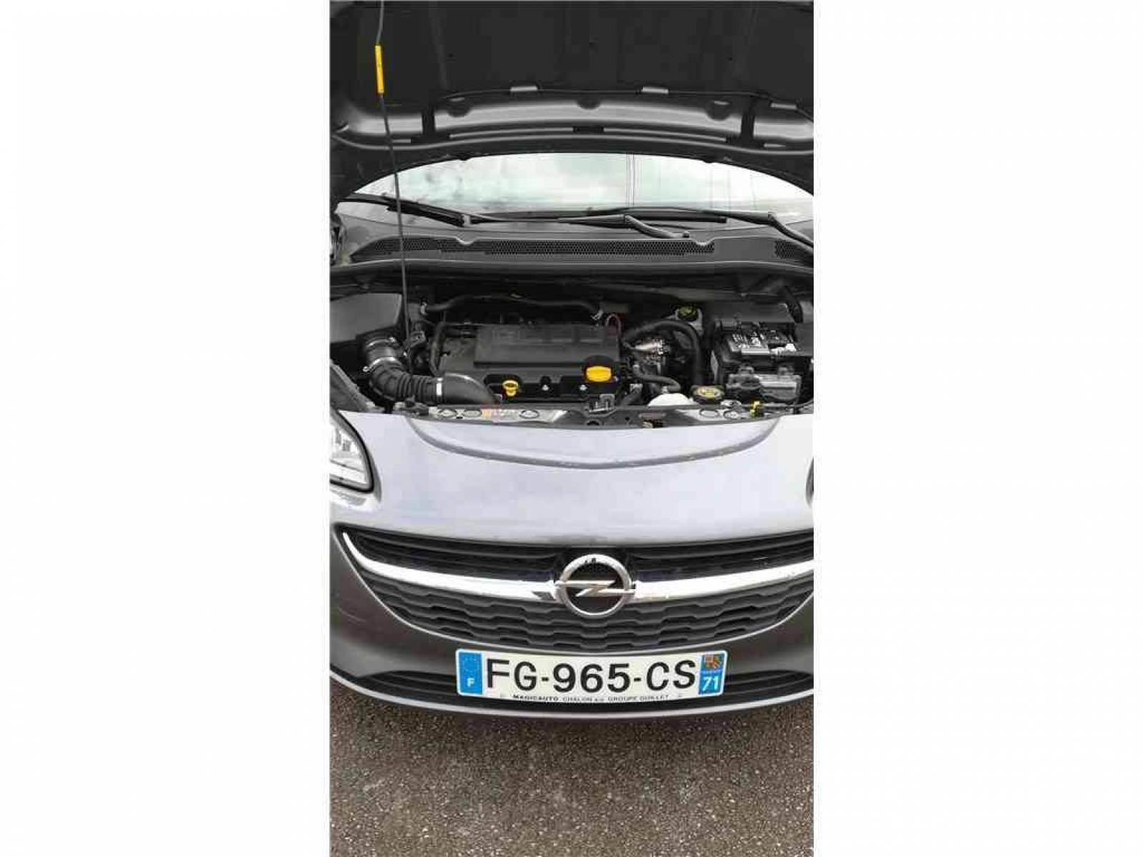 OPEL Corsa 1.4 Turbo 100 ch - véhicule d'occasion - Groupe Guillet - Opel Magicauto - Chalon-sur-Saône - 71380 - Saint-Marcel - 22