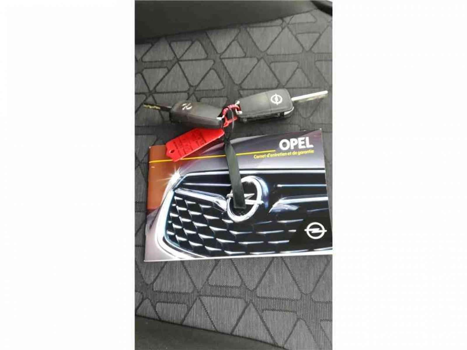 OPEL Corsa 1.4 Turbo 100 ch - véhicule d'occasion - Groupe Guillet - Opel Magicauto - Chalon-sur-Saône - 71380 - Saint-Marcel - 25