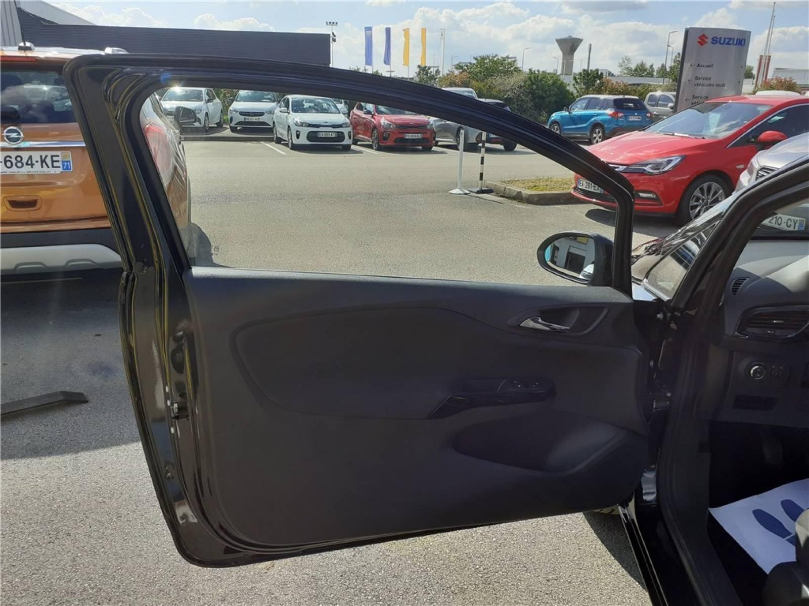 OPEL Corsa 1.4 Turbo 100 ch - véhicule d'occasion - Groupe Guillet - Opel Magicauto - Chalon-sur-Saône - 71380 - Saint-Marcel - 14