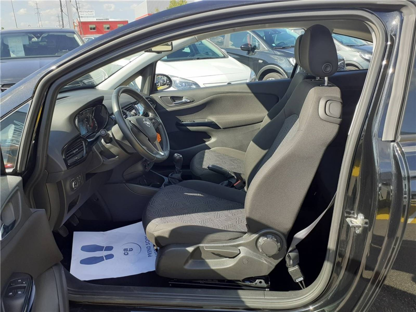OPEL Corsa 1.4 Turbo 100 ch - véhicule d'occasion - Groupe Guillet - Opel Magicauto - Chalon-sur-Saône - 71380 - Saint-Marcel - 17