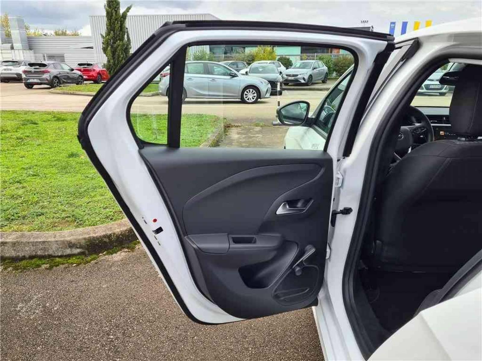 OPEL Corsa 1.5 Diesel 100 ch BVM6 - véhicule d'occasion - Groupe Guillet - Opel Magicauto - Chalon-sur-Saône - 71380 - Saint-Marcel - 27
