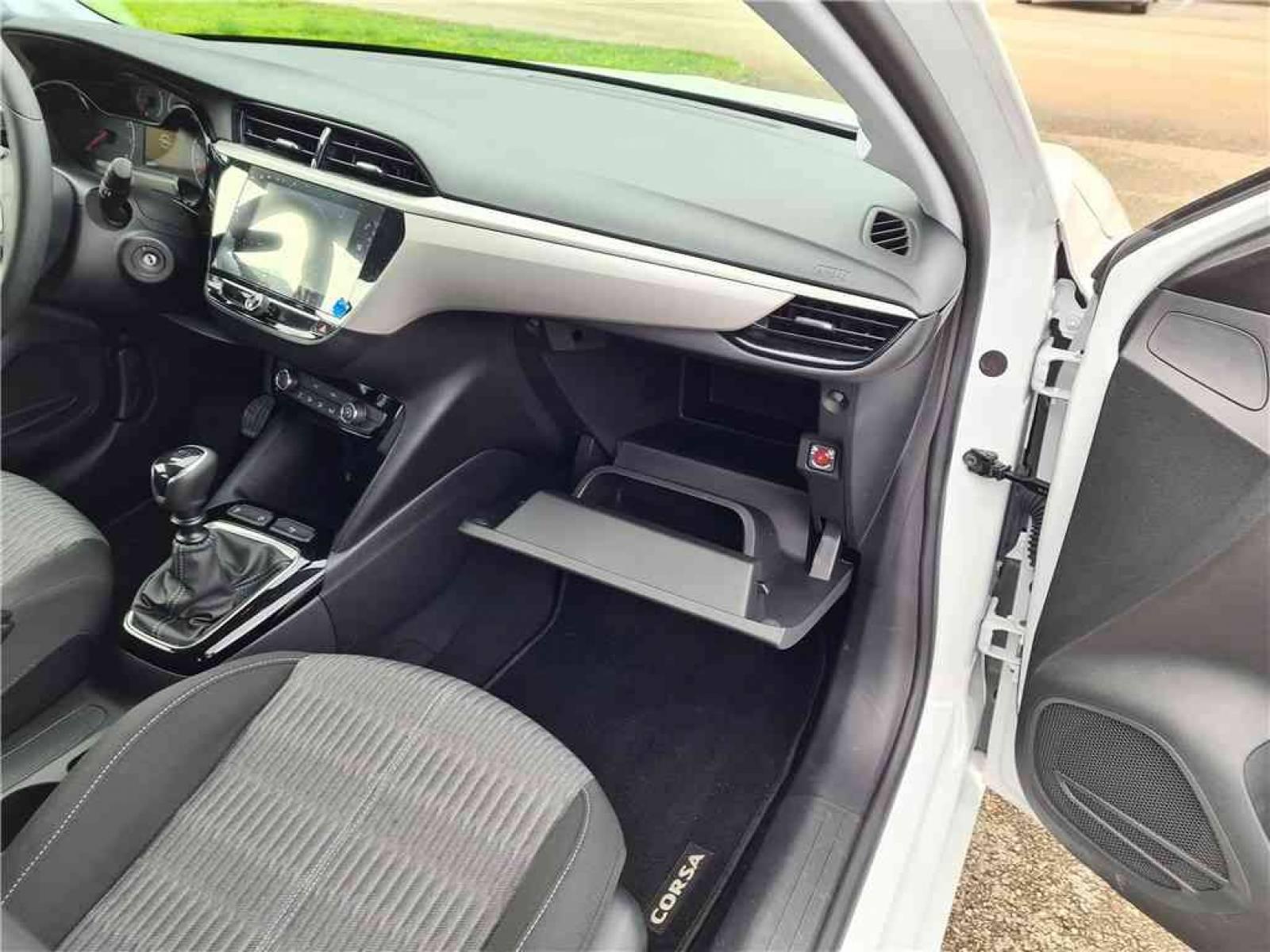 OPEL Corsa 1.5 Diesel 100 ch BVM6 - véhicule d'occasion - Groupe Guillet - Opel Magicauto - Chalon-sur-Saône - 71380 - Saint-Marcel - 51