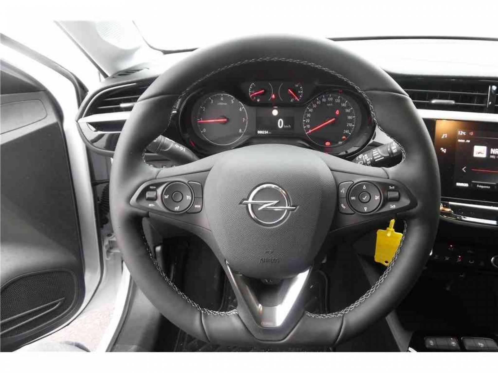 OPEL Corsa 1.5 Diesel 100 ch BVM6 - véhicule d'occasion - Groupe Guillet - Opel Magicauto - Montceau-les-Mines - 71300 - Montceau-les-Mines - 14
