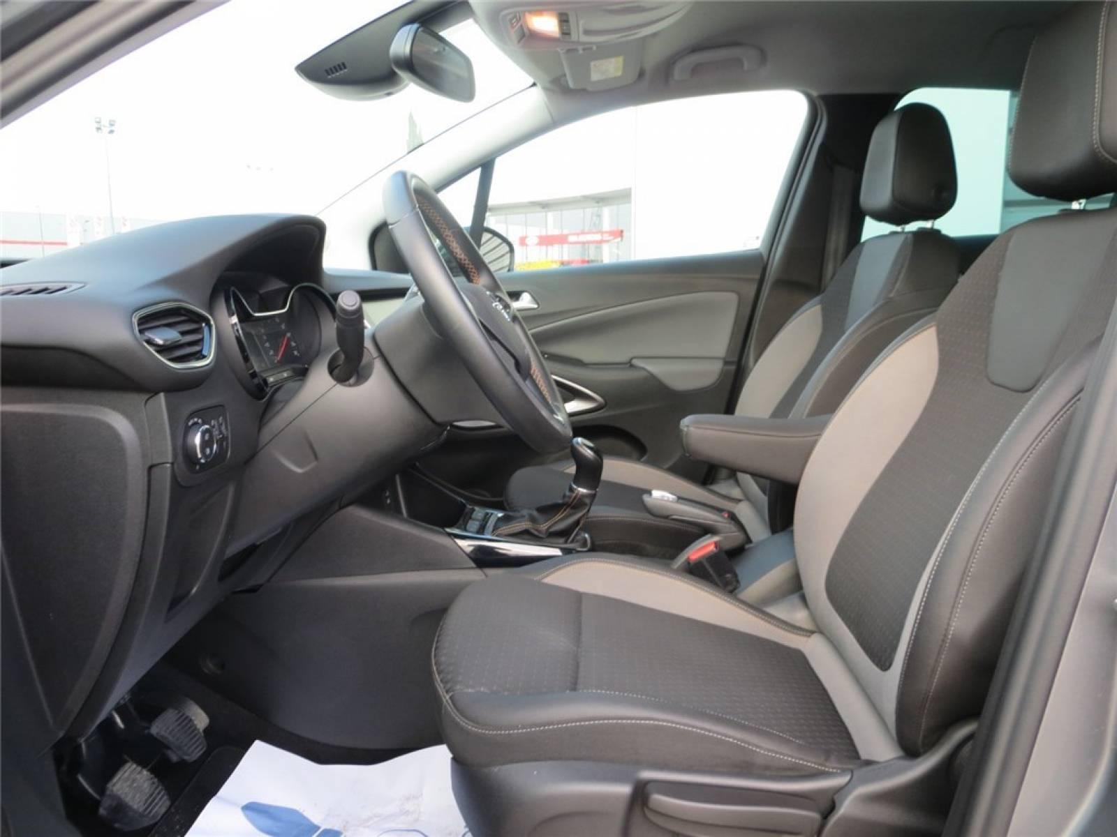 OPEL Crossland X 1.2 Turbo 110 ch ECOTEC - véhicule d'occasion - Groupe Guillet - Opel Magicauto - Chalon-sur-Saône - 71380 - Saint-Marcel - 5