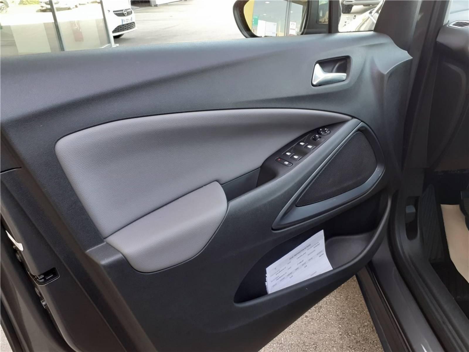 OPEL Crossland X 1.2 Turbo 110 ch - véhicule d'occasion - Groupe Guillet - Opel Magicauto - Chalon-sur-Saône - 71380 - Saint-Marcel - 12