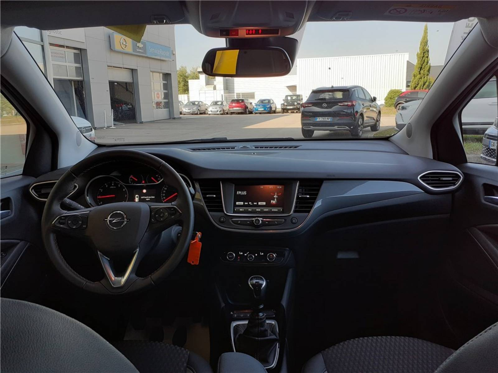 OPEL Crossland X 1.2 Turbo 110 ch - véhicule d'occasion - Groupe Guillet - Opel Magicauto - Chalon-sur-Saône - 71380 - Saint-Marcel - 16