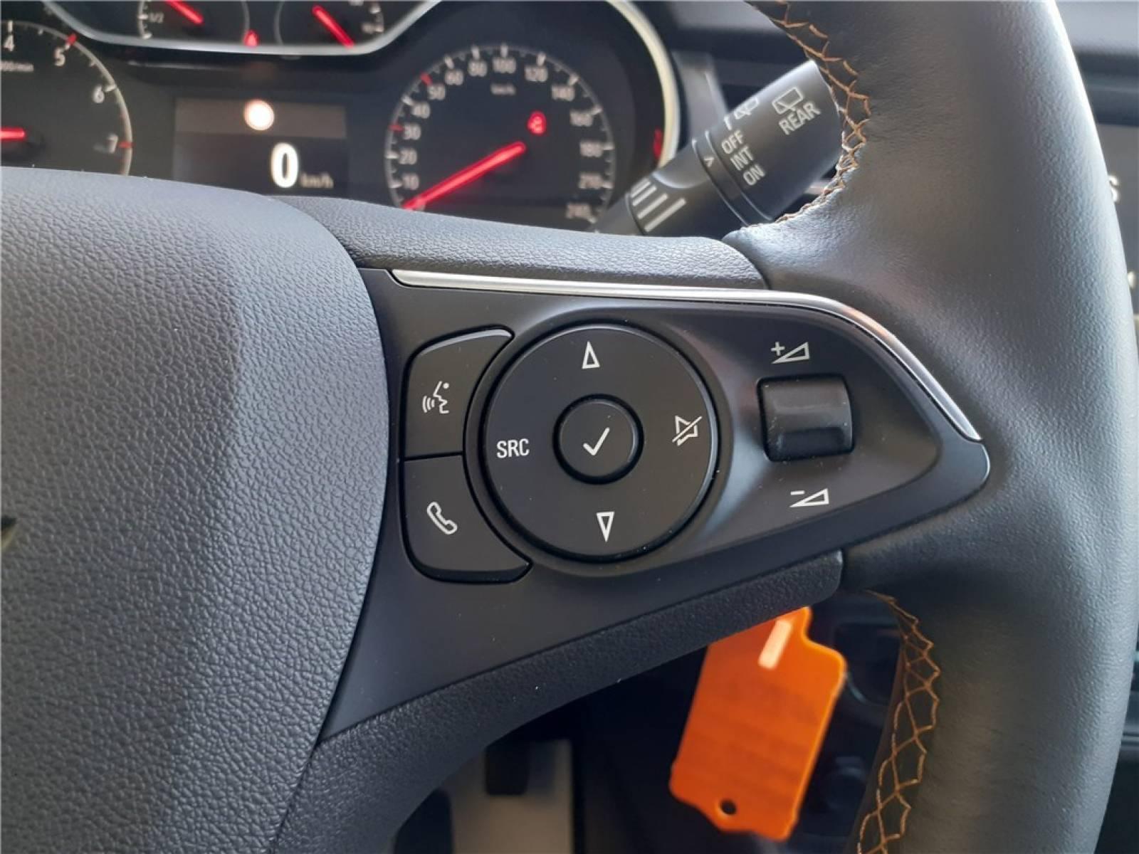 OPEL Crossland X 1.2 Turbo 110 ch - véhicule d'occasion - Groupe Guillet - Opel Magicauto - Chalon-sur-Saône - 71380 - Saint-Marcel - 19