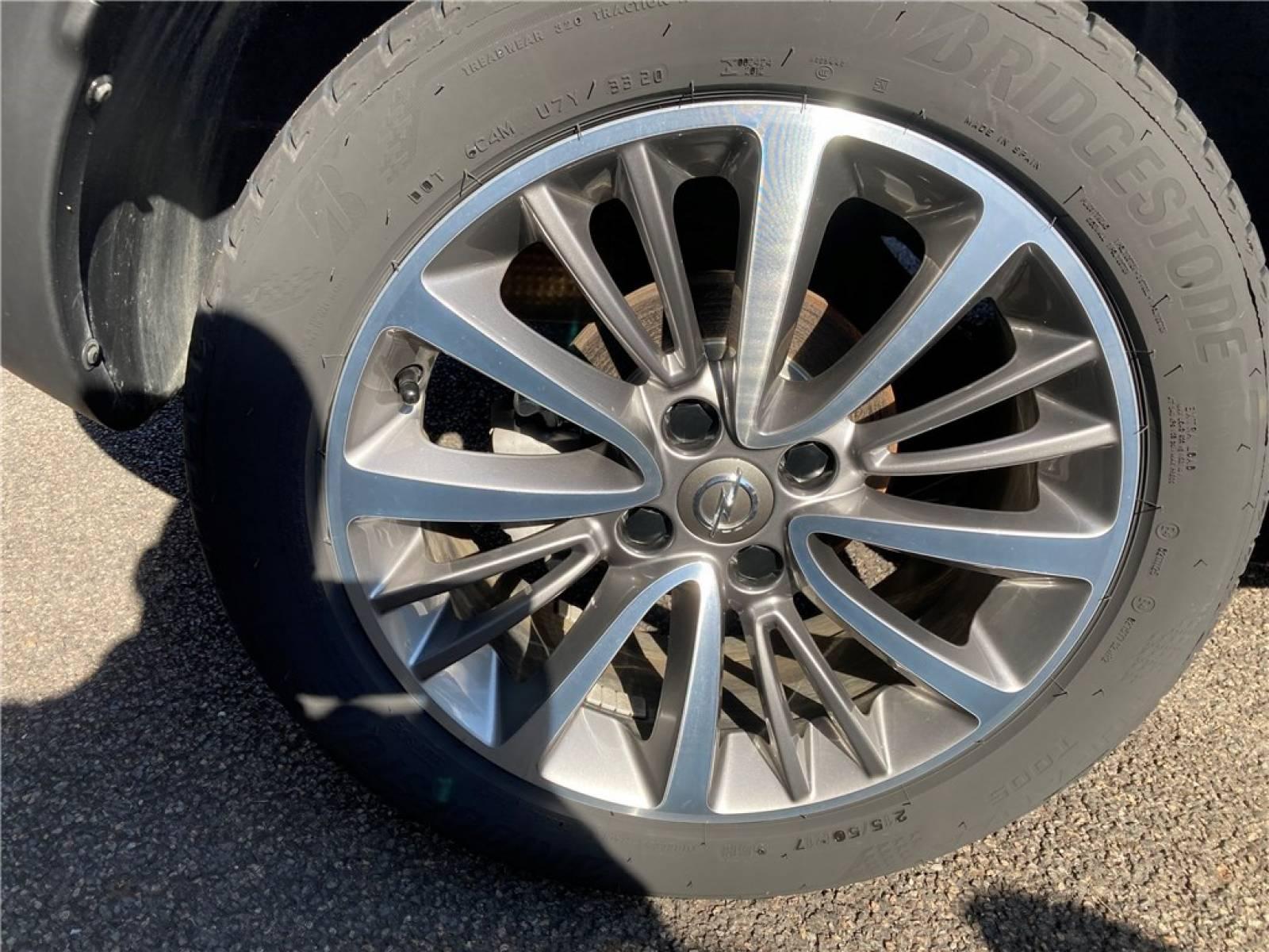 OPEL Crossland X 1.2 Turbo 130 ch BVA6 - véhicule d'occasion - Groupe Guillet - Opel Magicauto - Montceau-les-Mines - 71300 - Montceau-les-Mines - 3