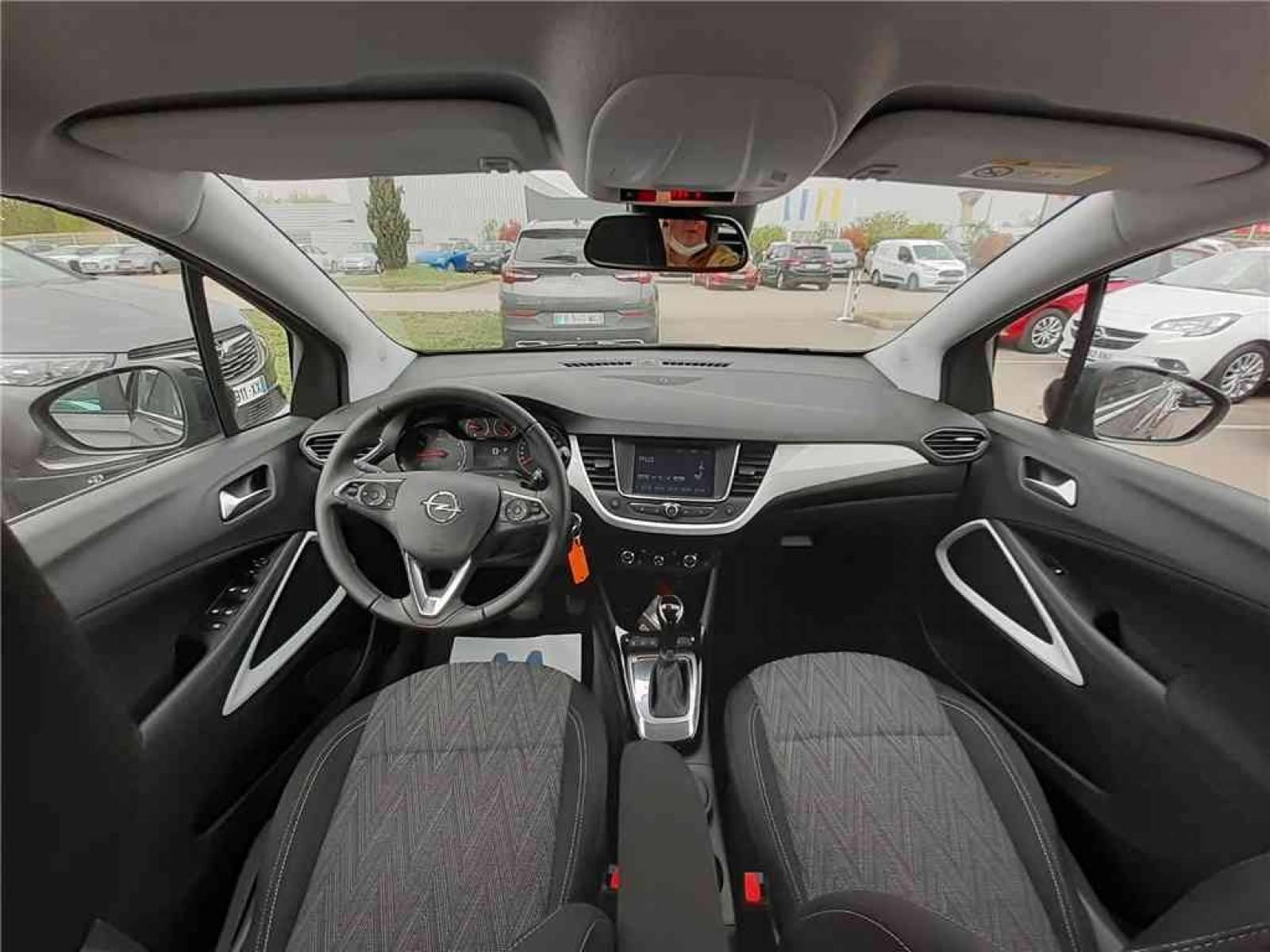 OPEL Crossland X 1.2 Turbo 130 ch BVA6 - véhicule d'occasion - Groupe Guillet - Opel Magicauto - Chalon-sur-Saône - 71380 - Saint-Marcel - 36