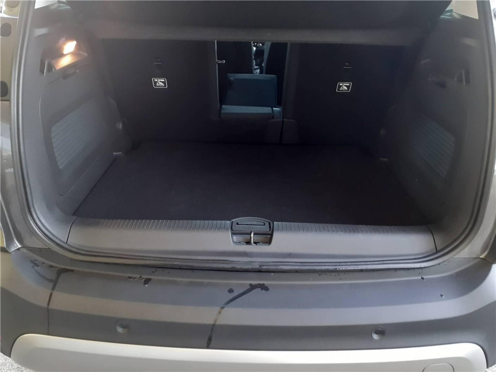 OPEL Crossland X 1.2 Turbo 130 ch - véhicule d'occasion - Groupe Guillet - Opel Magicauto - Chalon-sur-Saône - 71380 - Saint-Marcel - 20