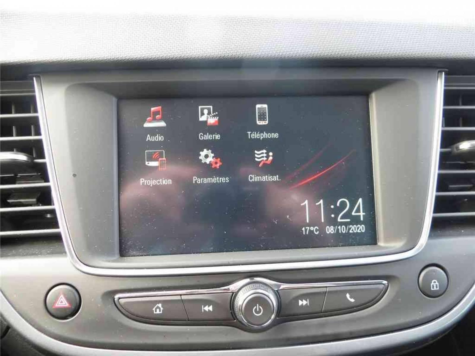 OPEL Crossland X 1.5 D 102 ch - véhicule d'occasion - Groupe Guillet - Opel Magicauto - Chalon-sur-Saône - 71380 - Saint-Marcel - 21