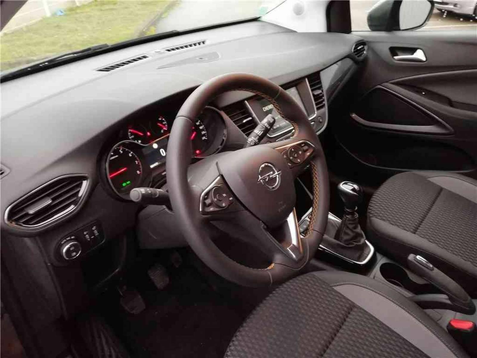 OPEL Crossland X 1.5 D 102 ch - véhicule d'occasion - Groupe Guillet - Opel Magicauto - Montceau-les-Mines - 71300 - Montceau-les-Mines - 24