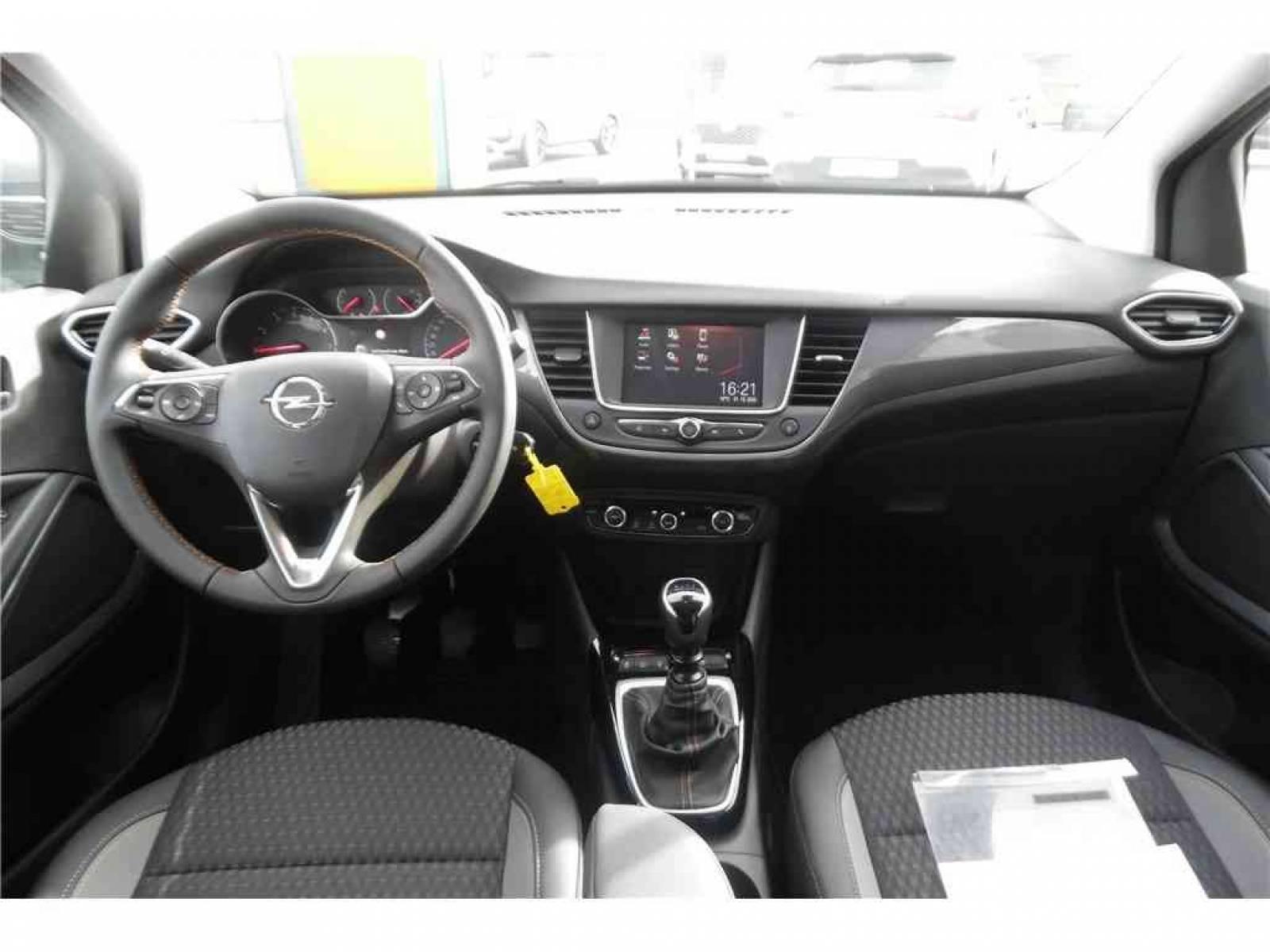 OPEL Crossland X 1.5 D 102 ch - véhicule d'occasion - Groupe Guillet - Opel Magicauto - Montceau-les-Mines - 71300 - Montceau-les-Mines - 28
