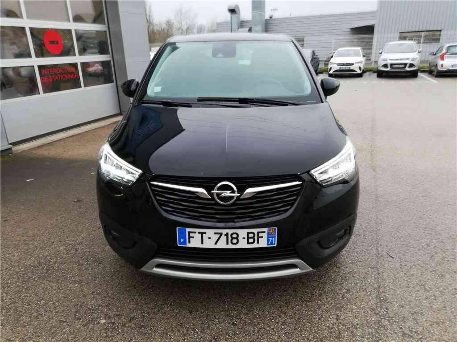 OPEL Crossland X 1.5 D 102 ch - véhicule d'occasion - Groupe Guillet - Opel Magicauto - Chalon-sur-Saône - 71380 - Saint-Marcel - 35