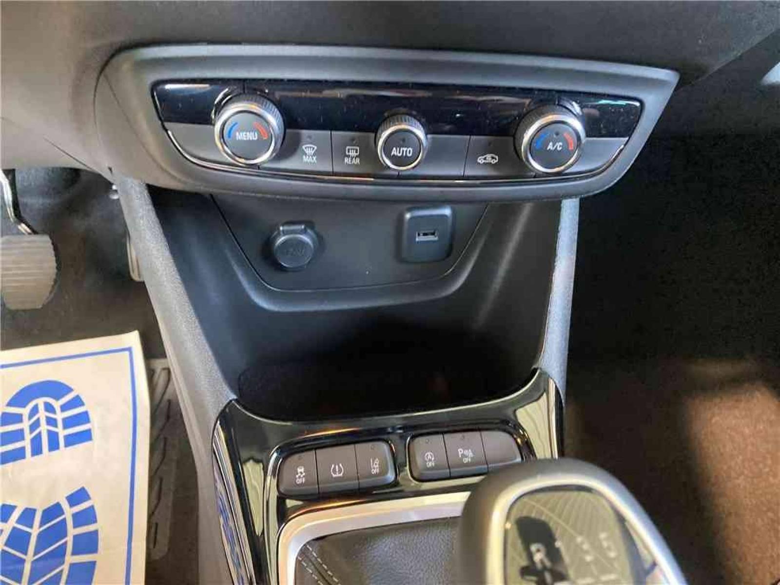 OPEL Crossland X 1.5 D 102 ch - véhicule d'occasion - Groupe Guillet - Opel Magicauto - Montceau-les-Mines - 71300 - Montceau-les-Mines - 14