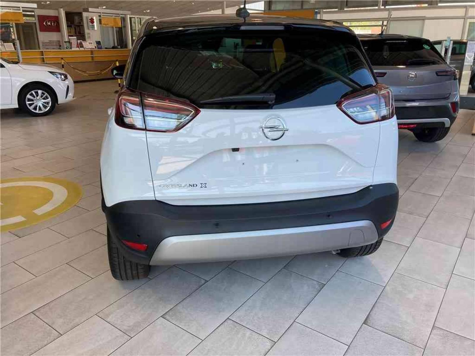 OPEL Crossland X 1.5 D 102 ch - véhicule d'occasion - Groupe Guillet - Opel Magicauto - Montceau-les-Mines - 71300 - Montceau-les-Mines - 7