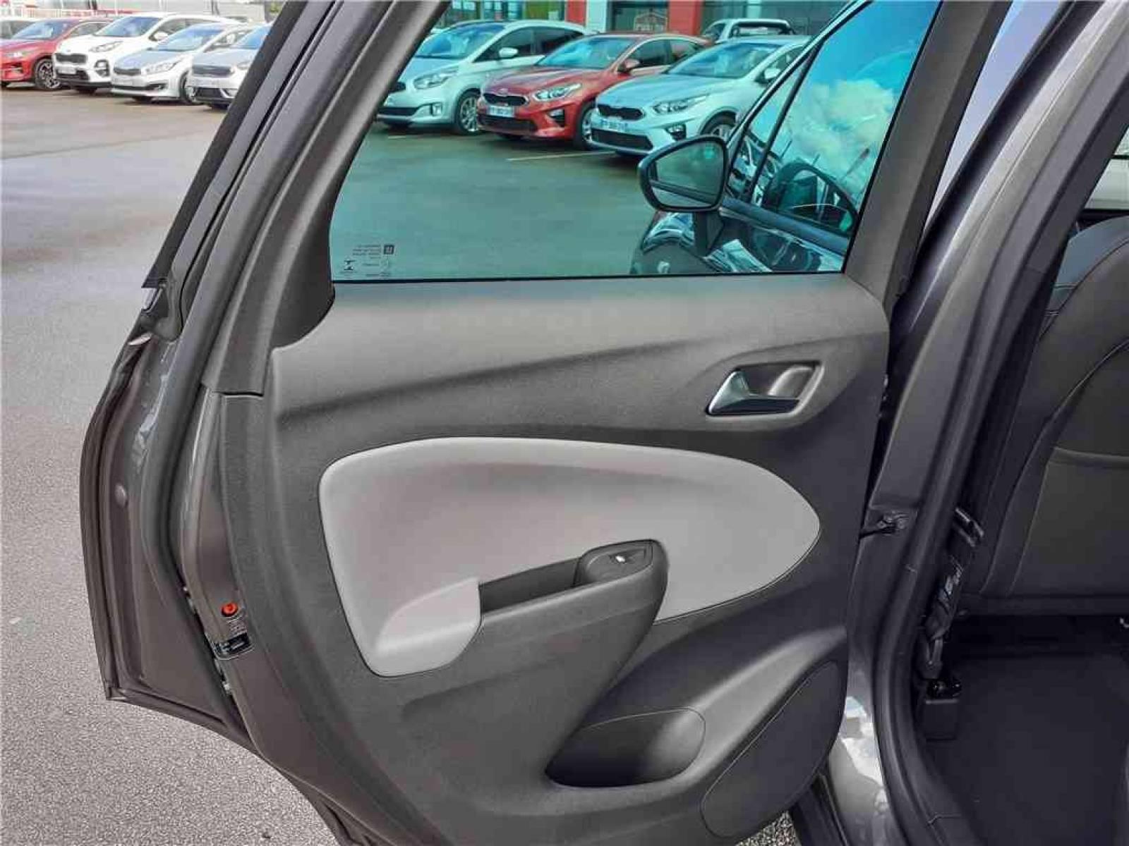 OPEL Crossland X 1.5 D 120 ch BVA6 - véhicule d'occasion - Groupe Guillet - Opel Magicauto - Montceau-les-Mines - 71300 - Montceau-les-Mines - 27