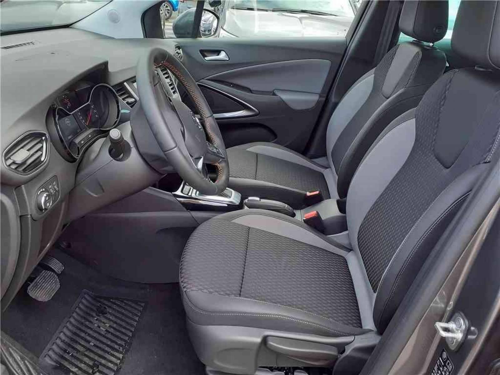 OPEL Crossland X 1.5 D 120 ch BVA6 - véhicule d'occasion - Groupe Guillet - Opel Magicauto - Montceau-les-Mines - 71300 - Montceau-les-Mines - 9