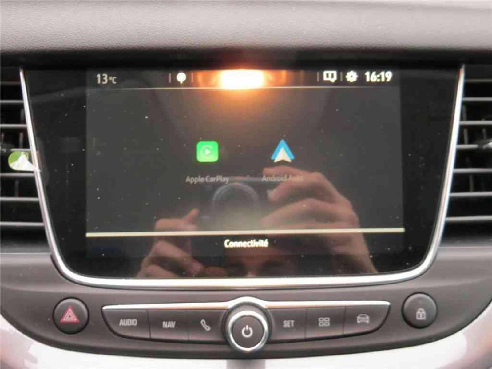 OPEL Grandland X 1.5 Diesel 130 ch BVA8 - véhicule d'occasion - Groupe Guillet - Opel Magicauto - Chalon-sur-Saône - 71380 - Saint-Marcel - 30