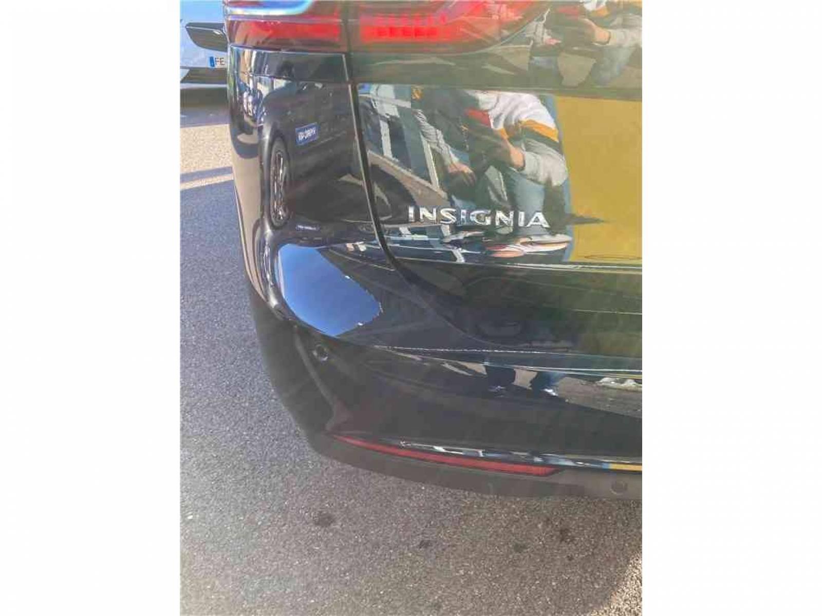 OPEL Insignia Sports Tourer 1.5 Turbo 165 ch BVA6 - véhicule d'occasion - Groupe Guillet - Opel Magicauto - Chalon-sur-Saône - 71380 - Saint-Marcel - 17