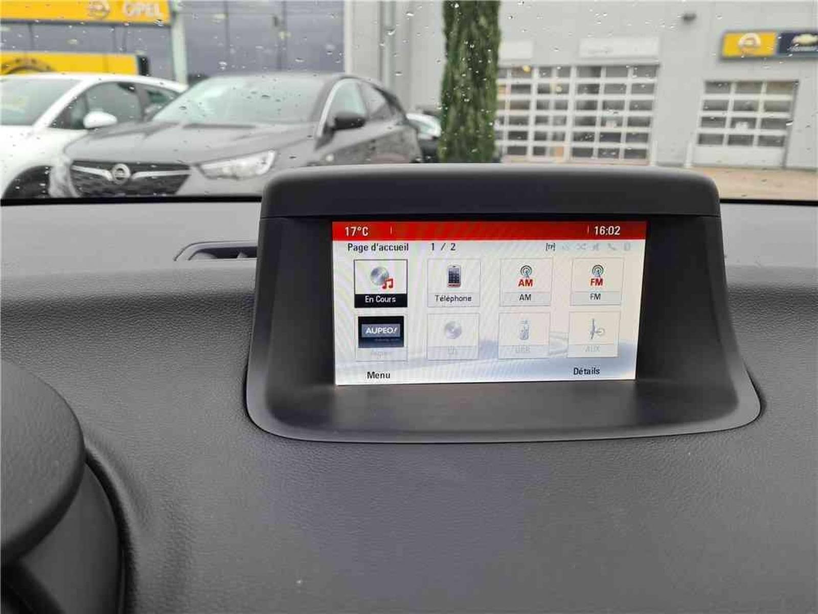 OPEL Meriva 1.6 CDTI - 110 ch Start/Stop - véhicule d'occasion - Groupe Guillet - Opel Magicauto - Chalon-sur-Saône - 71380 - Saint-Marcel - 39
