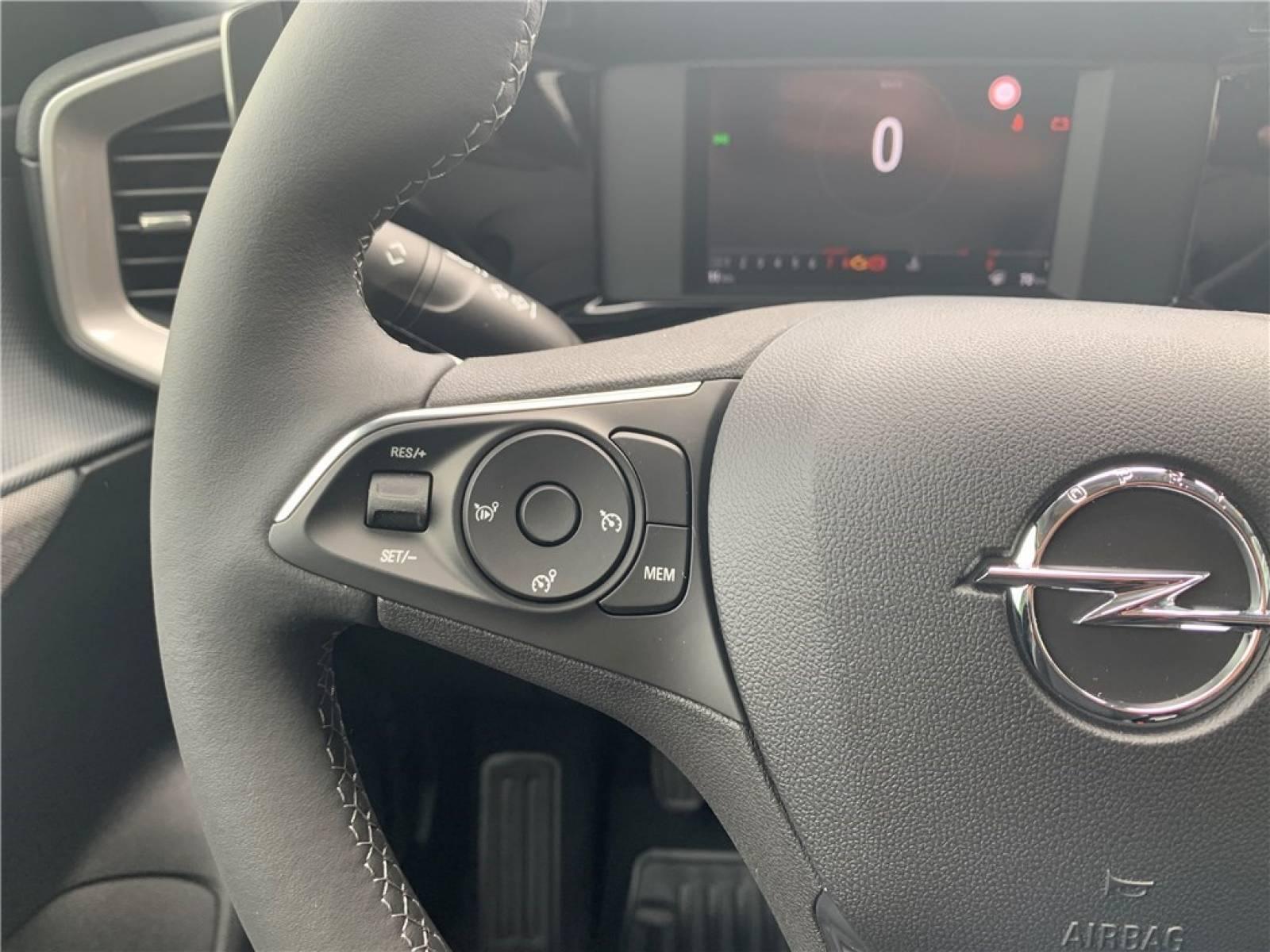 OPEL Mokka 1.2 Turbo 100 ch BVM6 - véhicule d'occasion - Groupe Guillet - Opel Magicauto - Montceau-les-Mines - 71300 - Montceau-les-Mines - 16