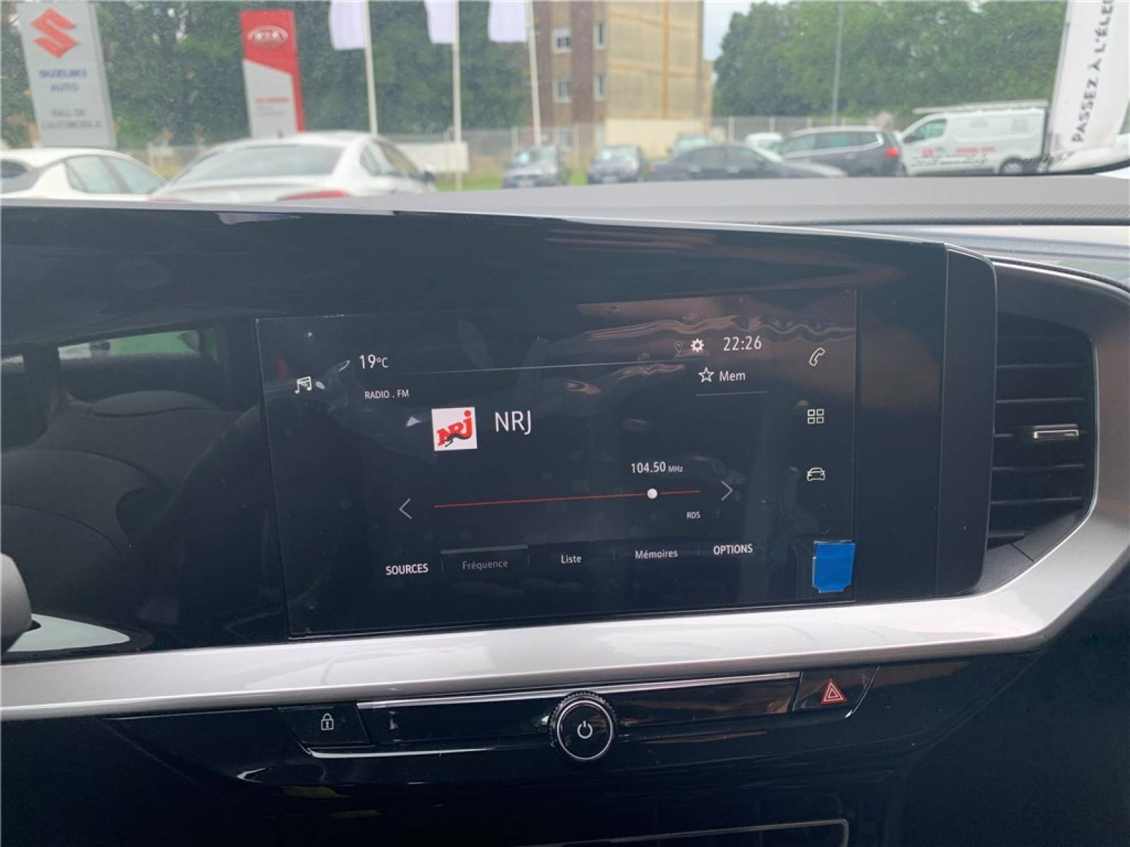 OPEL Mokka 1.2 Turbo 100 ch BVM6 - véhicule d'occasion - Groupe Guillet - Opel Magicauto - Montceau-les-Mines - 71300 - Montceau-les-Mines - 19