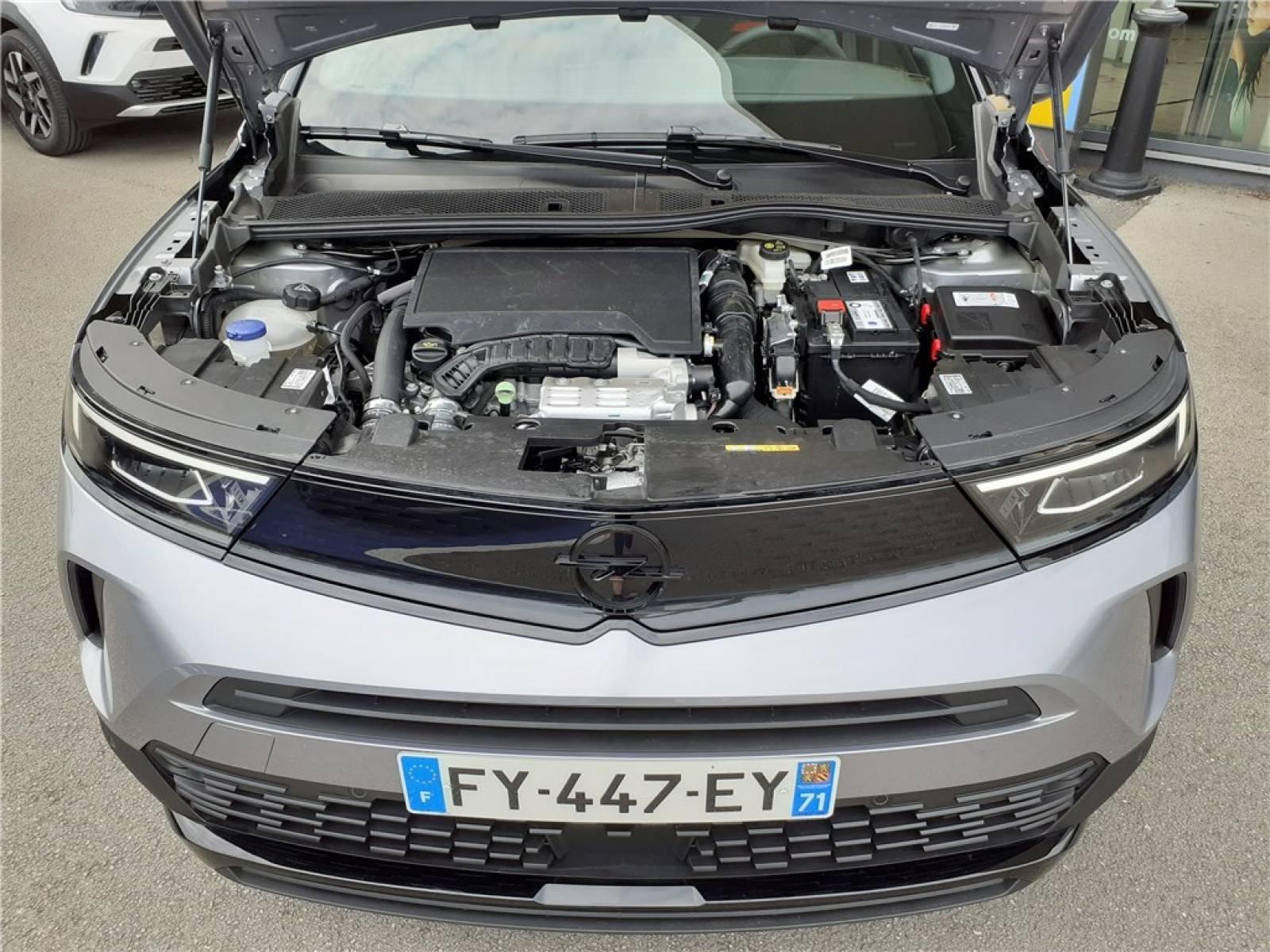 OPEL Mokka 1.2 Turbo 130 ch BVA8 - véhicule d'occasion - Groupe Guillet - Opel Magicauto - Chalon-sur-Saône - 71380 - Saint-Marcel - 12