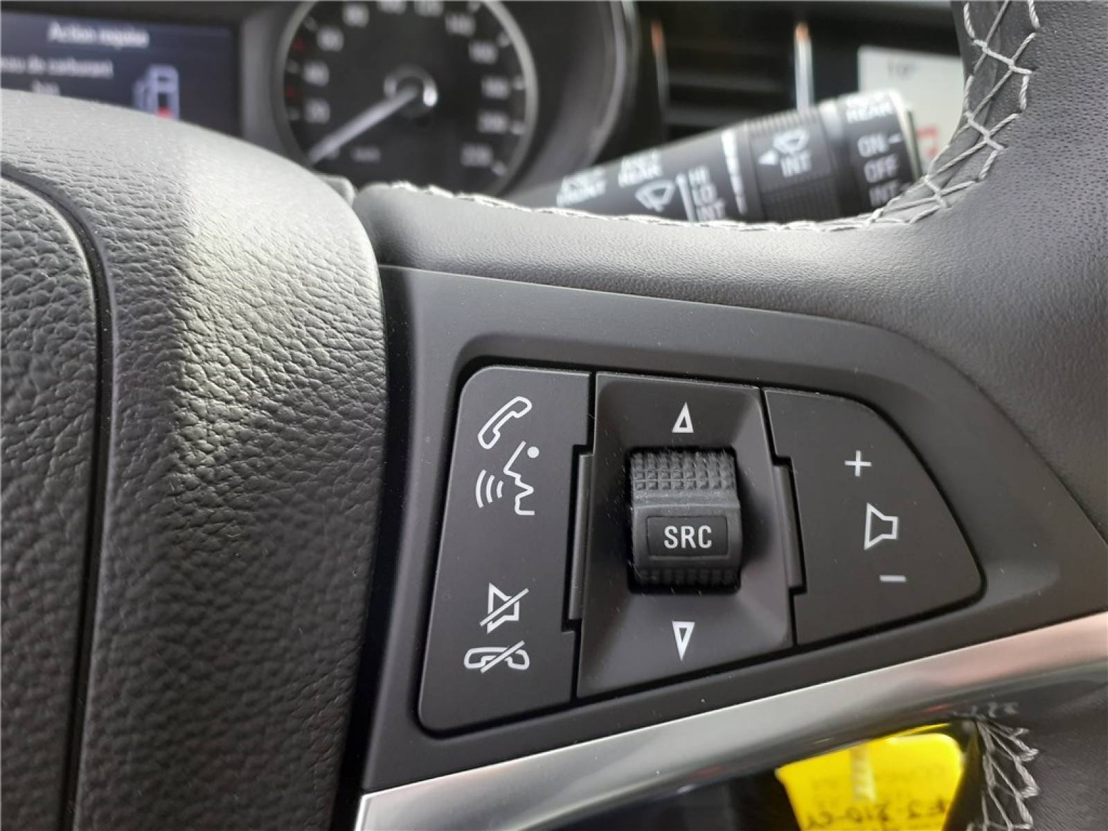 OPEL Mokka X 1.4 Turbo - 140 ch 4x2 - véhicule d'occasion - Groupe Guillet - Opel Magicauto - Montceau-les-Mines - 71300 - Montceau-les-Mines - 31