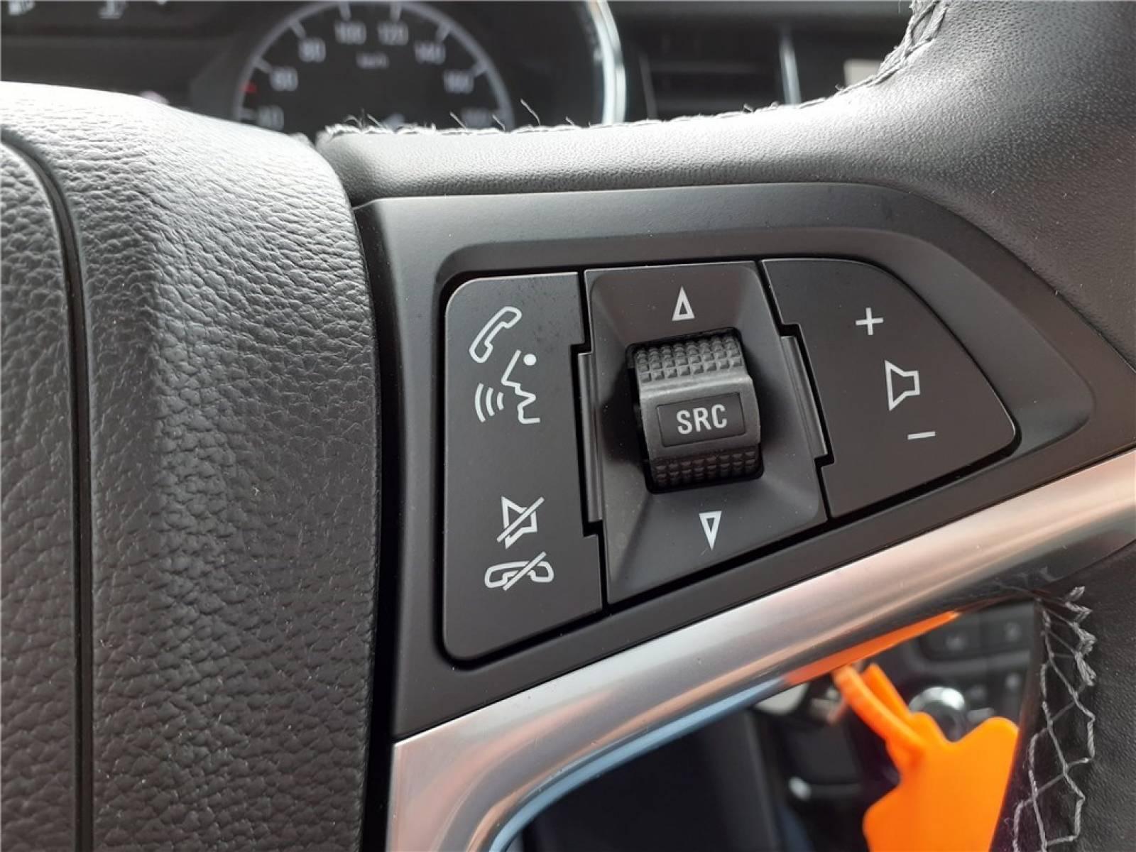 OPEL Mokka X 1.6 CDTI - 136 ch 4x2 - véhicule d'occasion - Groupe Guillet - Opel Magicauto - Chalon-sur-Saône - 71380 - Saint-Marcel - 13