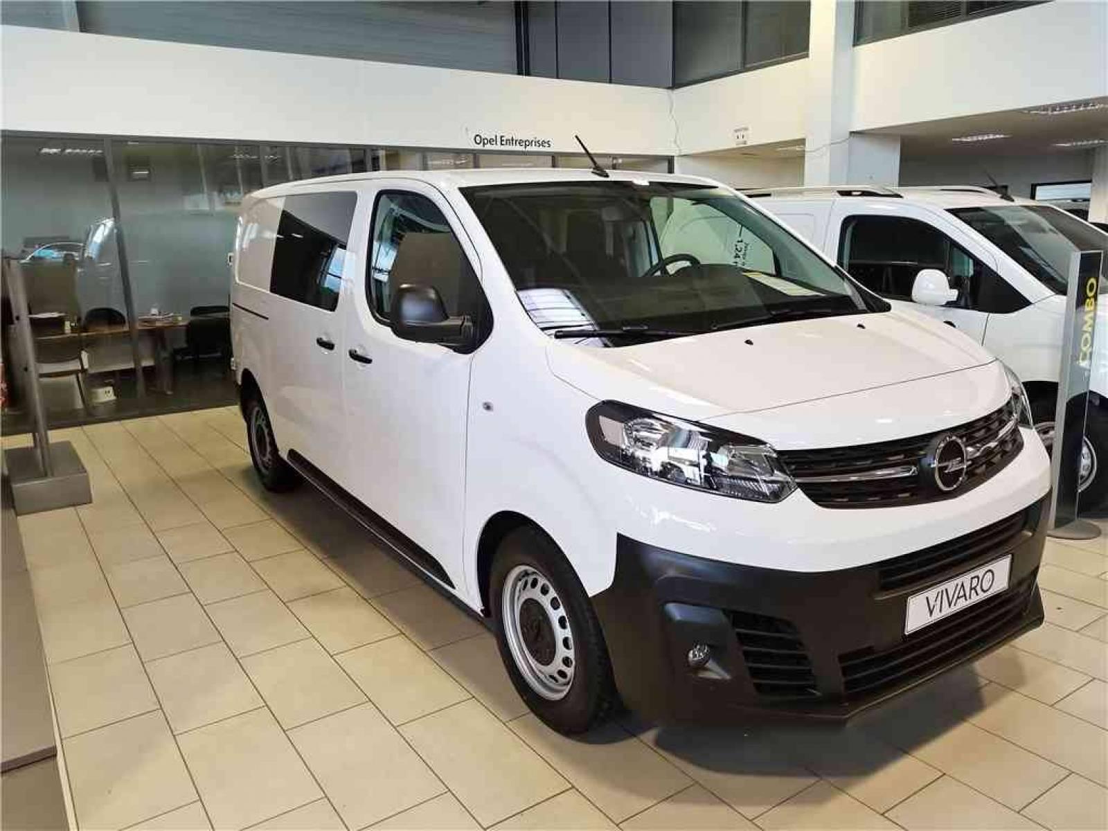 OPEL VIVARO CA FIXE L2 2.0 DIESEL 120 CH PTAC AUGMENTE - véhicule d'occasion - Groupe Guillet - Opel Magicauto - Chalon-sur-Saône - 71380 - Saint-Marcel - 3