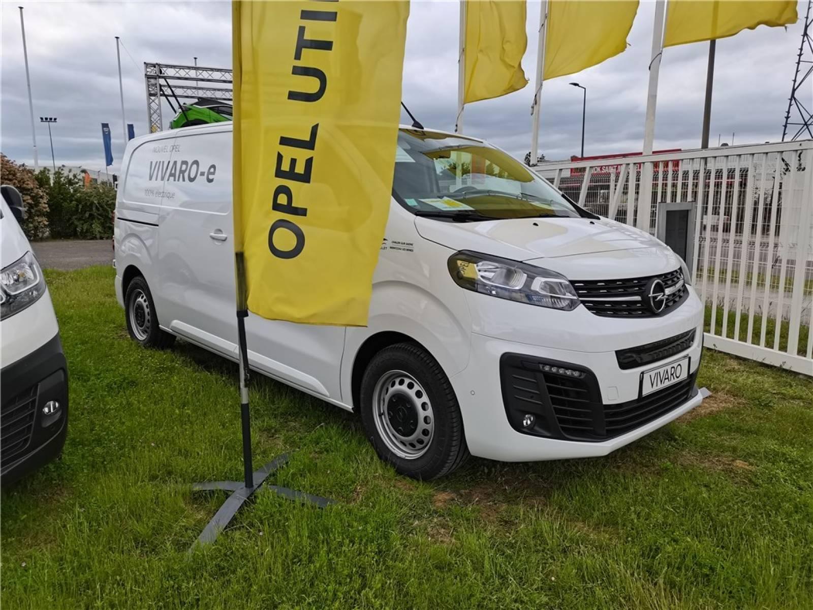 OPEL VIVARO-E FGN L2 300 - véhicule d'occasion - Groupe Guillet - Opel Magicauto - Chalon-sur-Saône - 71380 - Saint-Marcel - 2