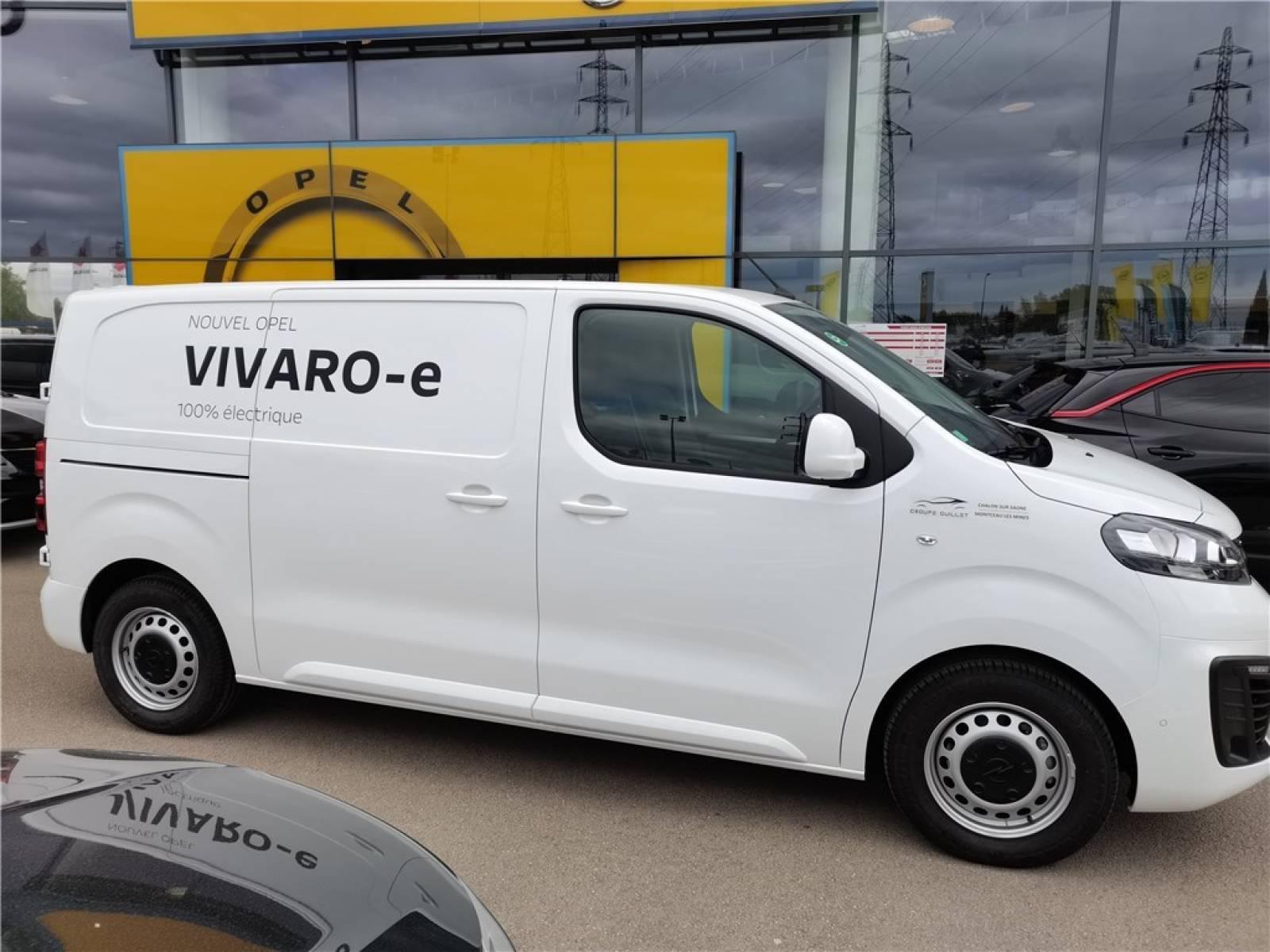 OPEL VIVARO-E FGN L2 300 - véhicule d'occasion - Groupe Guillet - Opel Magicauto - Chalon-sur-Saône - 71380 - Saint-Marcel - 30