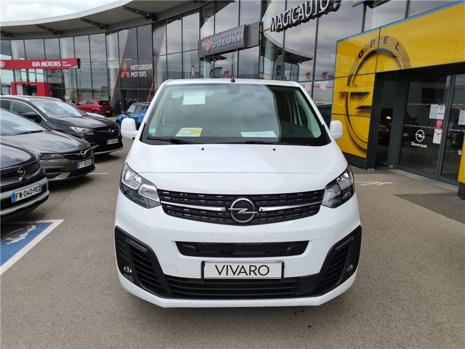OPEL VIVARO-E FGN L2 300 - véhicule d'occasion - Groupe Guillet - Opel Magicauto - Chalon-sur-Saône - 71380 - Saint-Marcel - 4