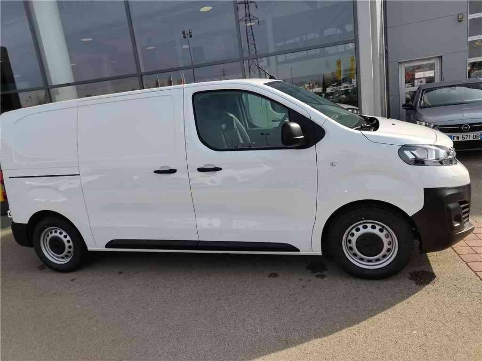 OPEL VIVARO FGN L2 1.5 DIESEL 120 CH - véhicule d'occasion - Groupe Guillet - Opel Magicauto - Chalon-sur-Saône - 71380 - Saint-Marcel - 5
