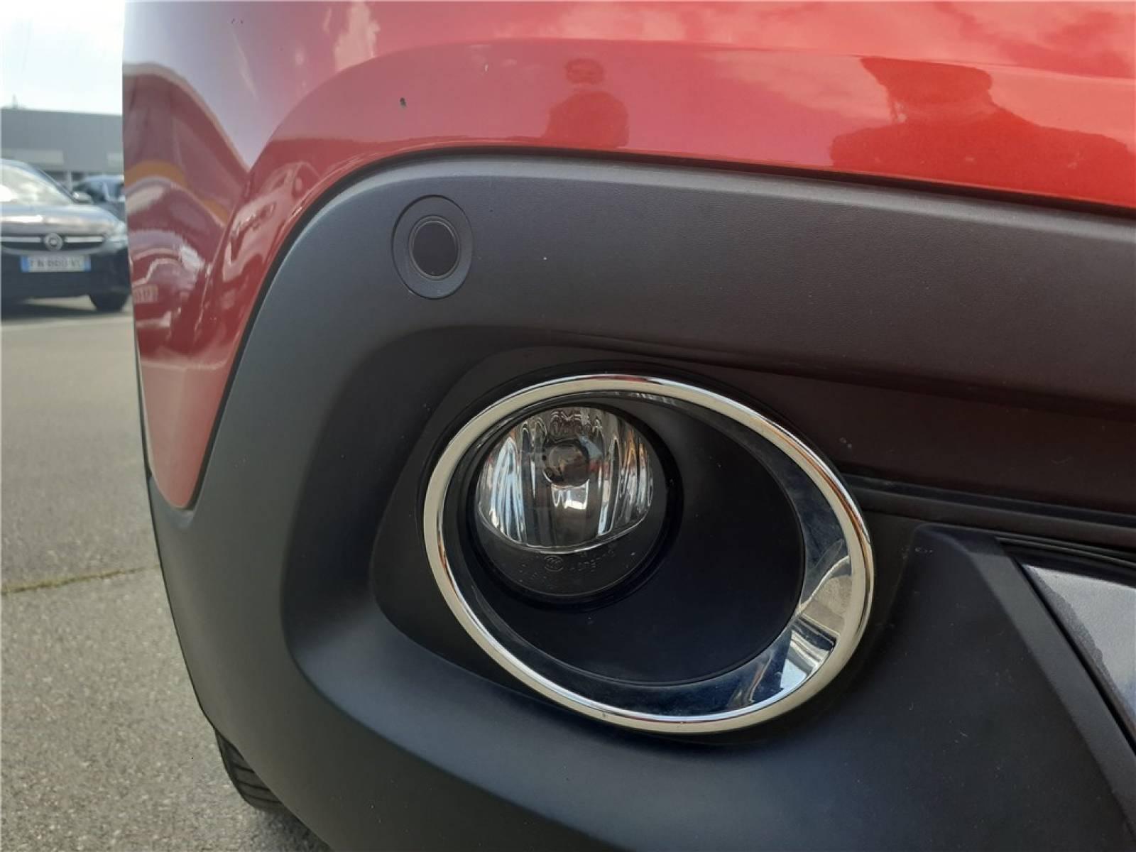 RENAULT Kadjar dCi 110 Energy eco² - véhicule d'occasion - Groupe Guillet - Hall de l'automobile - Chalon sur Saône - 71380 - Saint-Marcel - 10