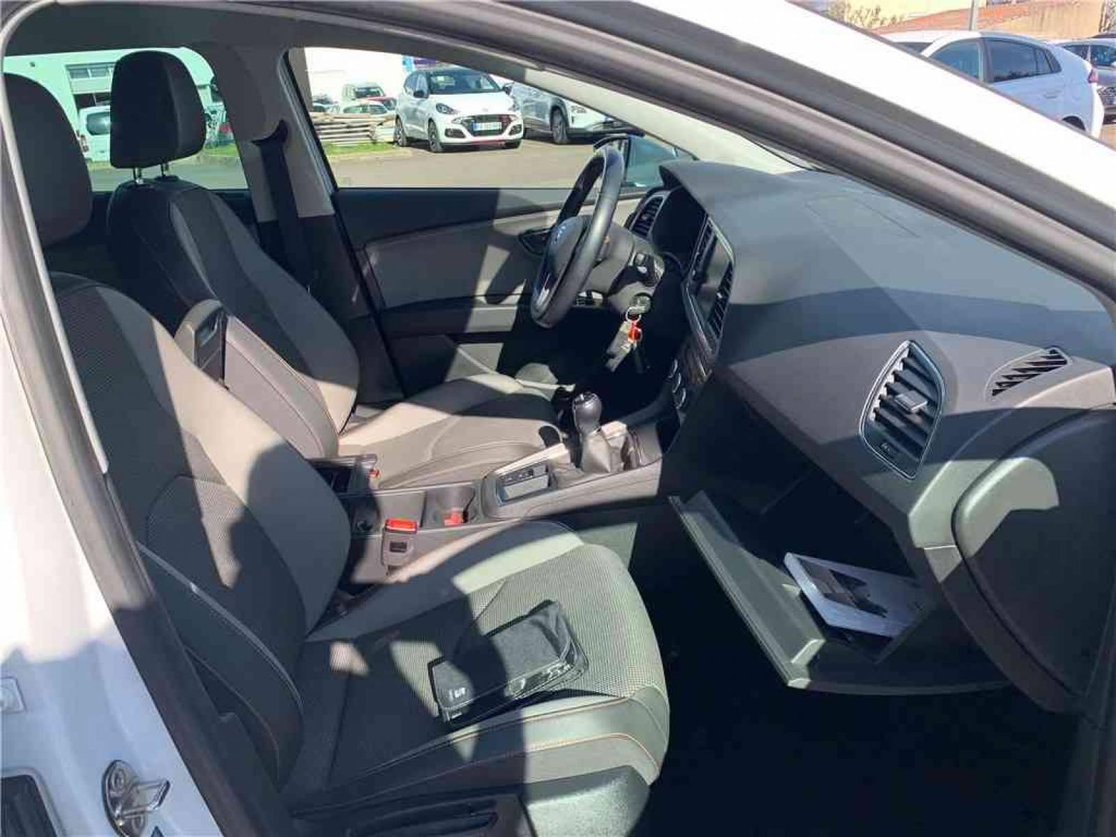 SEAT Leon X-Perience 2.0 TDI S/S 150 ch 4Drive - véhicule d'occasion - Groupe Guillet - Opel Magicauto - Montceau-les-Mines - 71300 - Montceau-les-Mines - 41